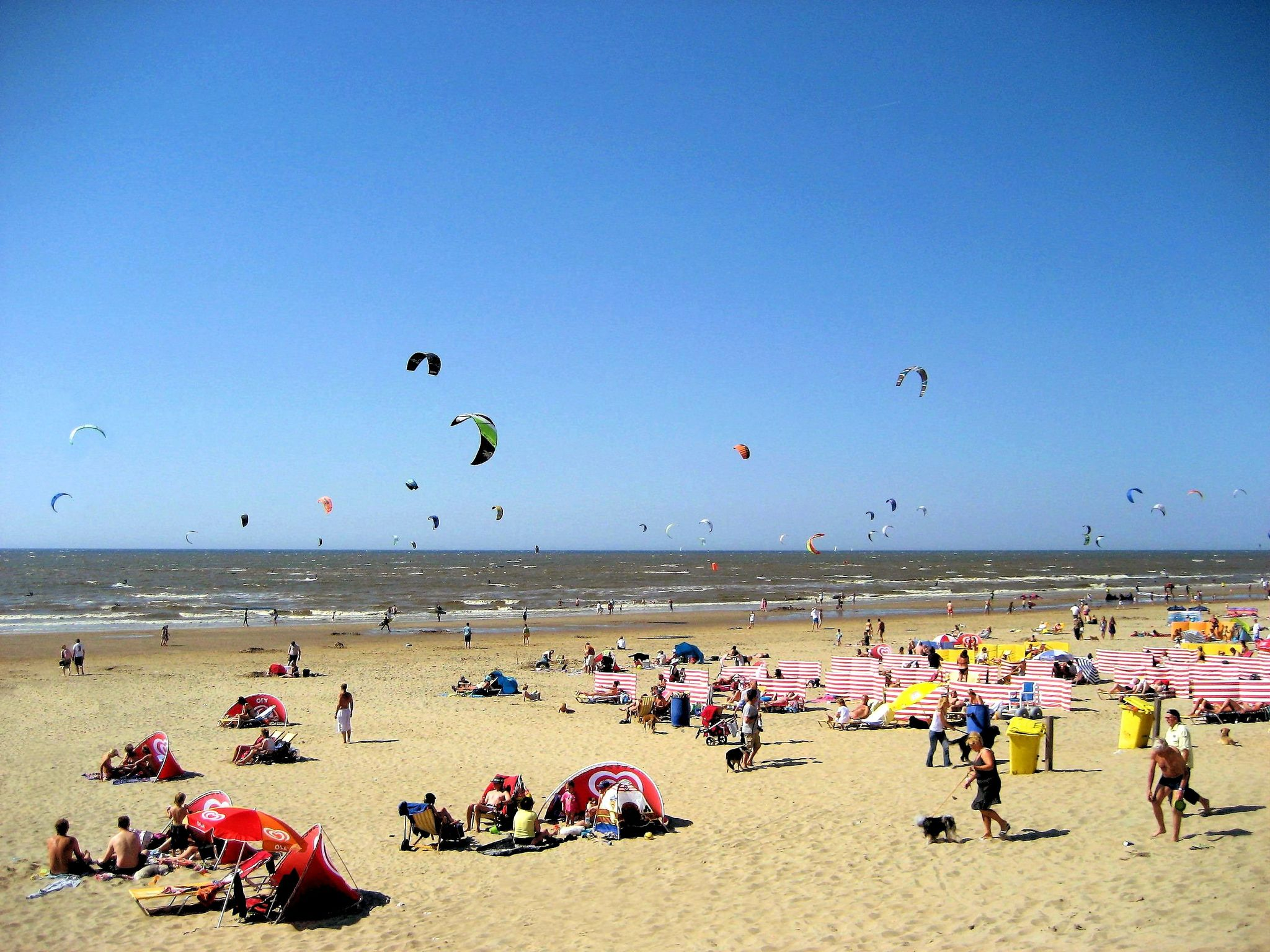 Holland | North Sea Coast South | Holiday home Jacobsschelp | all year | AreaSummer5KM