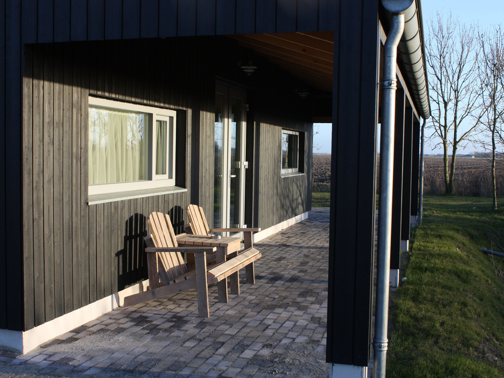 Holland | Friesland | Holiday home Zeedijk I | all year | TerraceBalcony