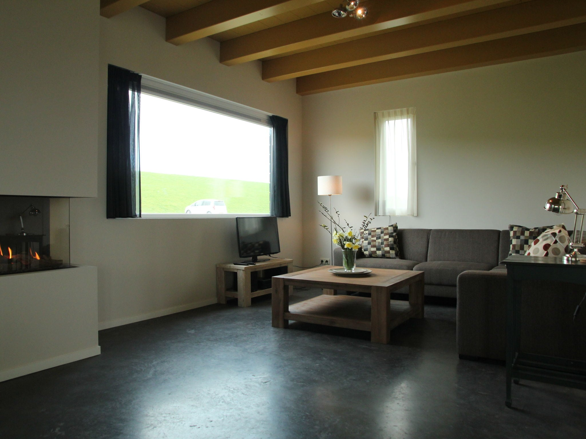 Holland | Friesland | Holiday home Zeedijk I | all year | LivingRoom