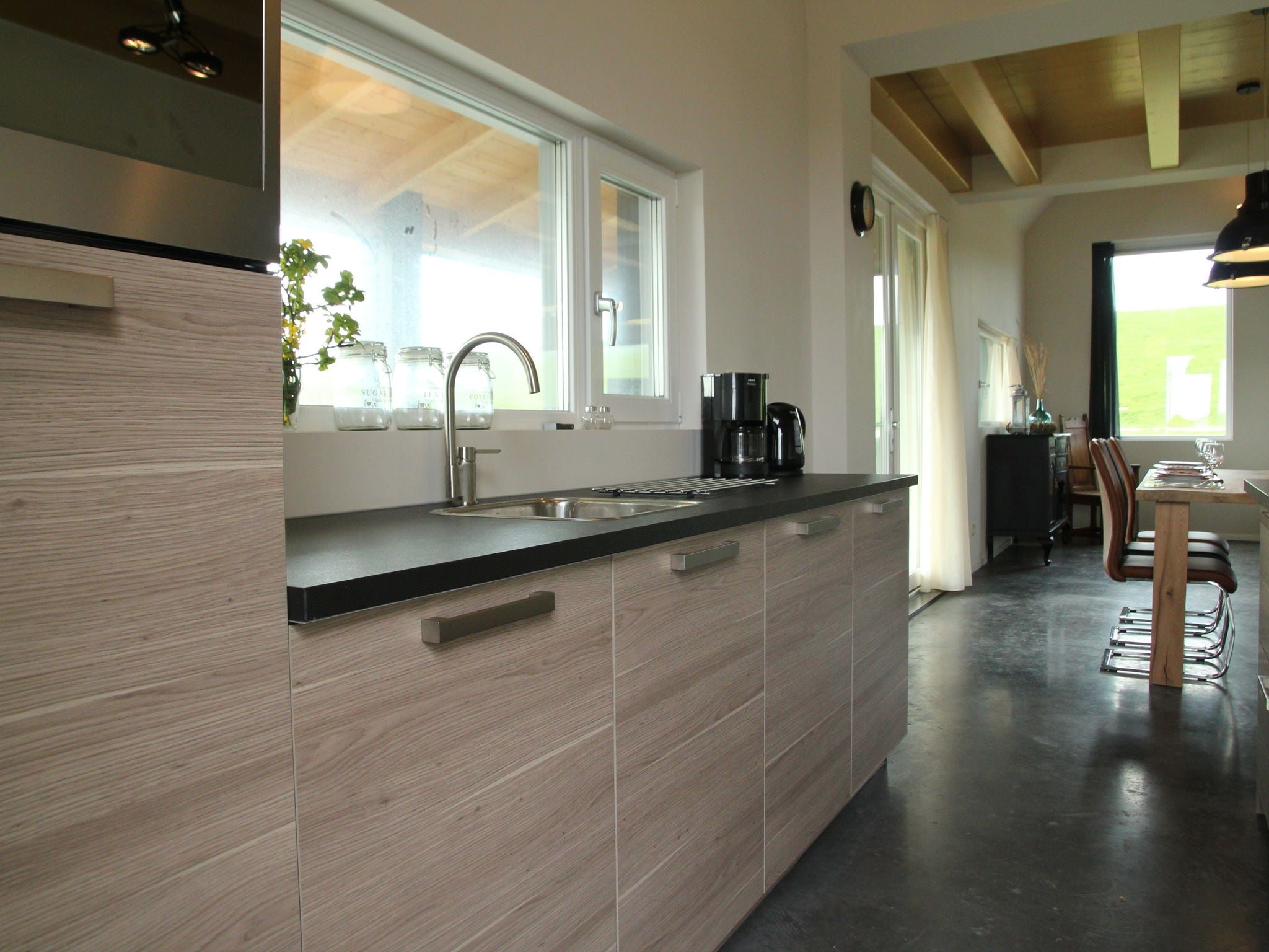 Holland | Friesland | Holiday home Zeedijk I | all year | Kitchen