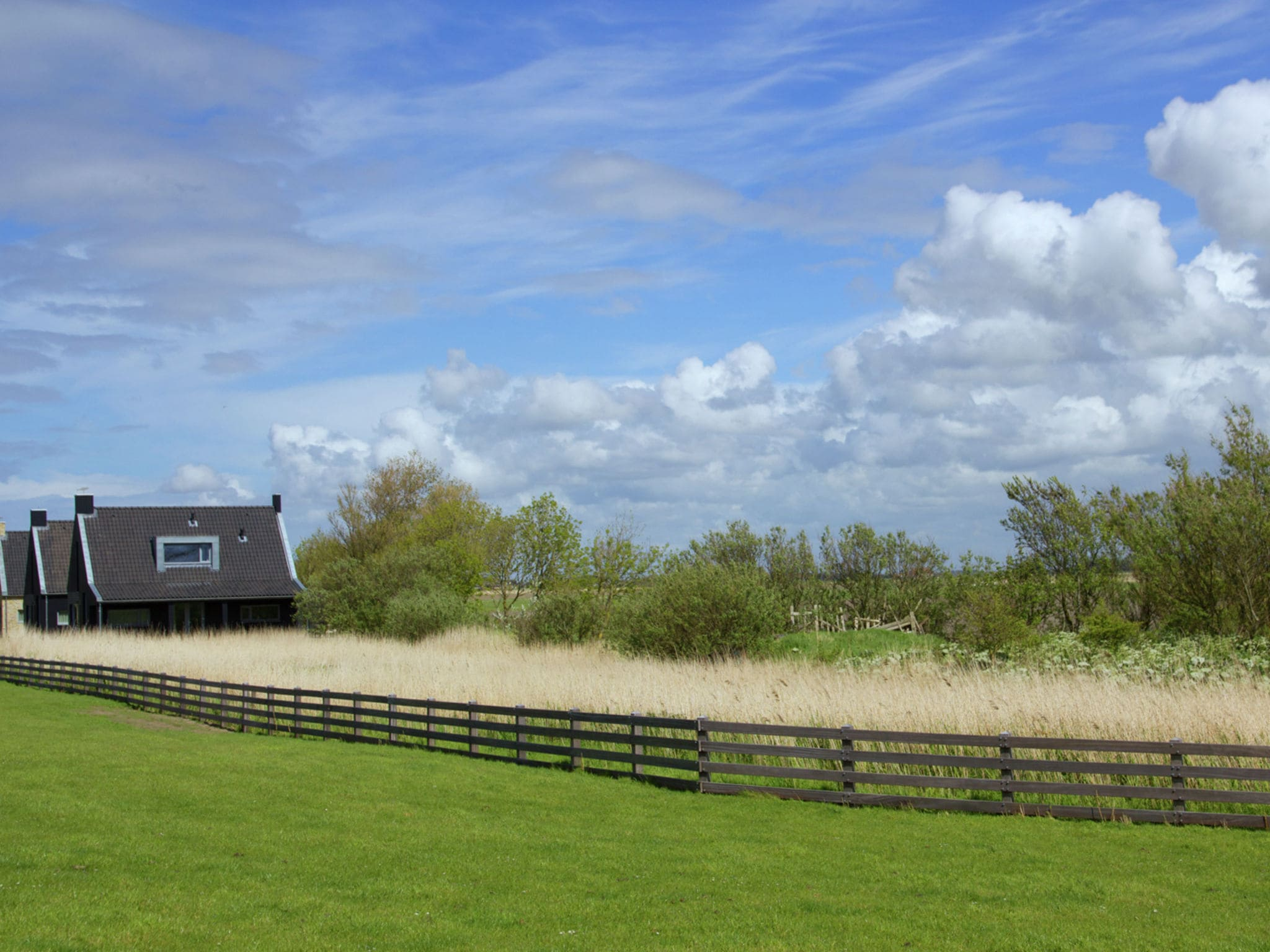Holland | Friesland | Holiday home Zeedijk I | all year | ExteriorSummer