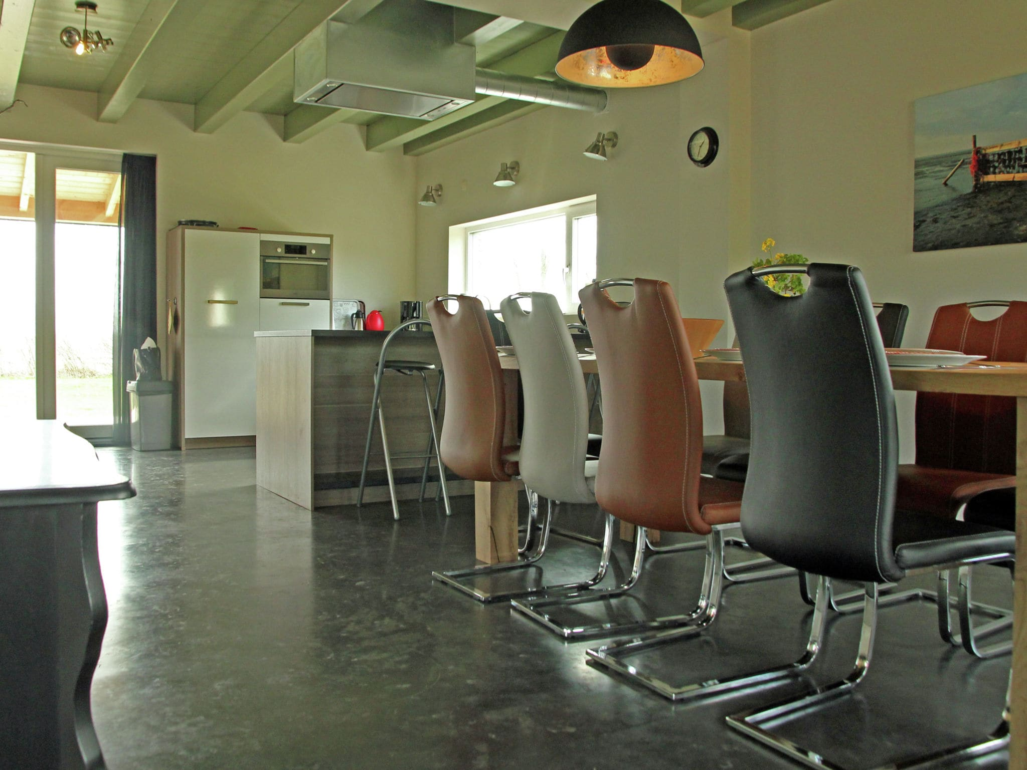 Holland | North Sea Coast North | Holiday home Zeedijk III | all year | DiningRoom