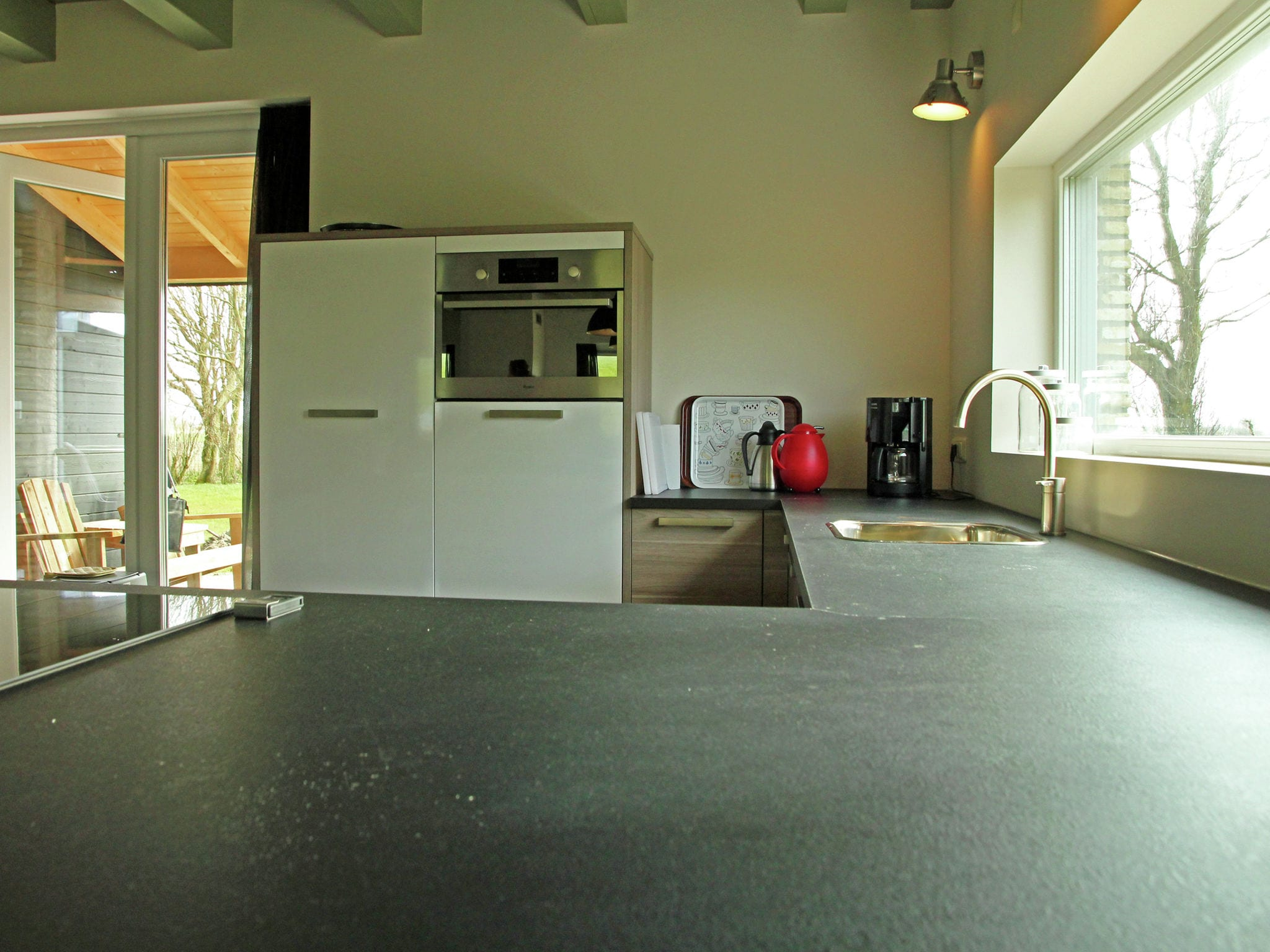 Holland | North Sea Coast North | Holiday home Zeedijk III | all year | Kitchen