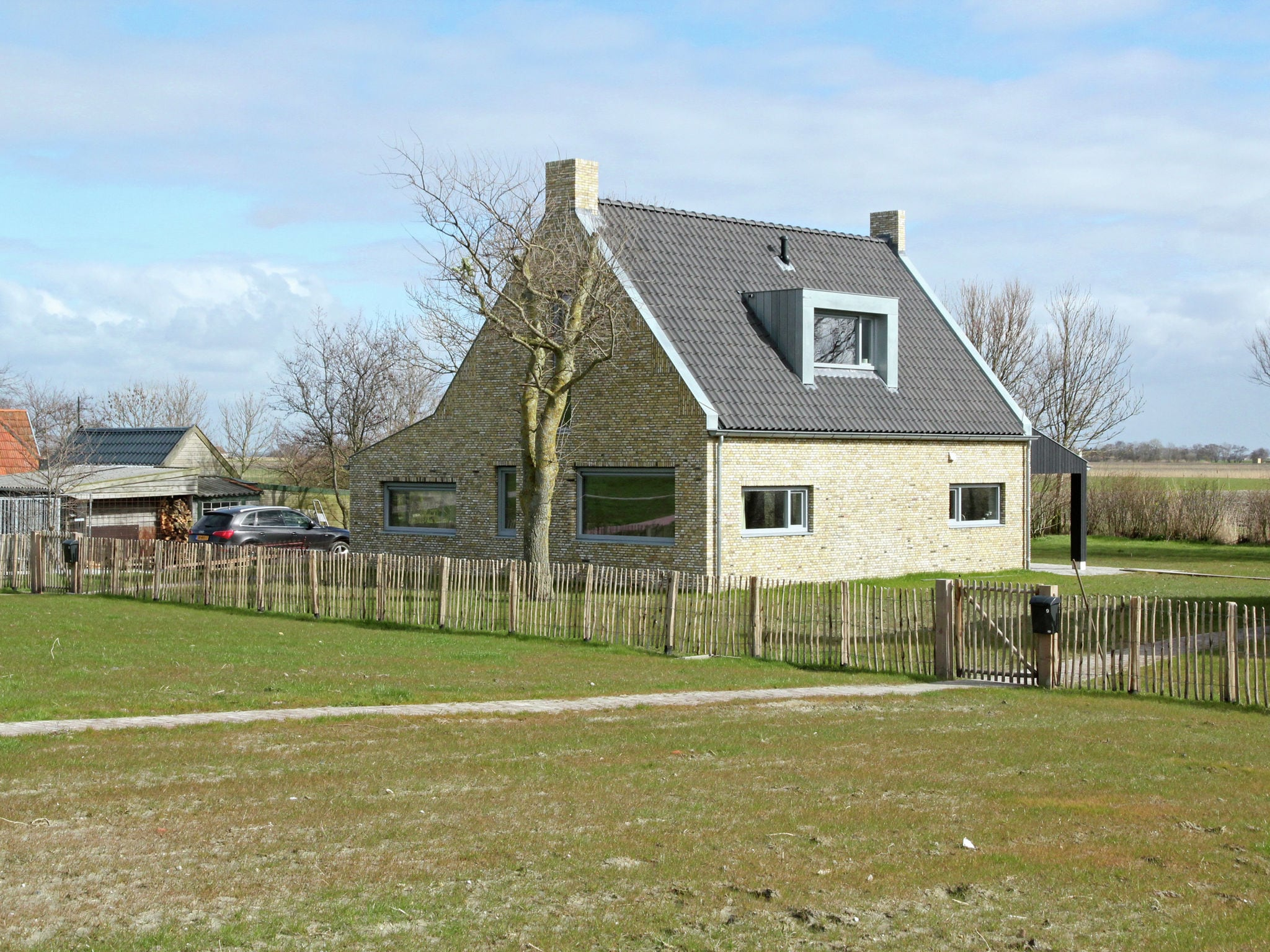 Holland | North Sea Coast North | Holiday home Zeedijk III | all year | ExteriorSummer