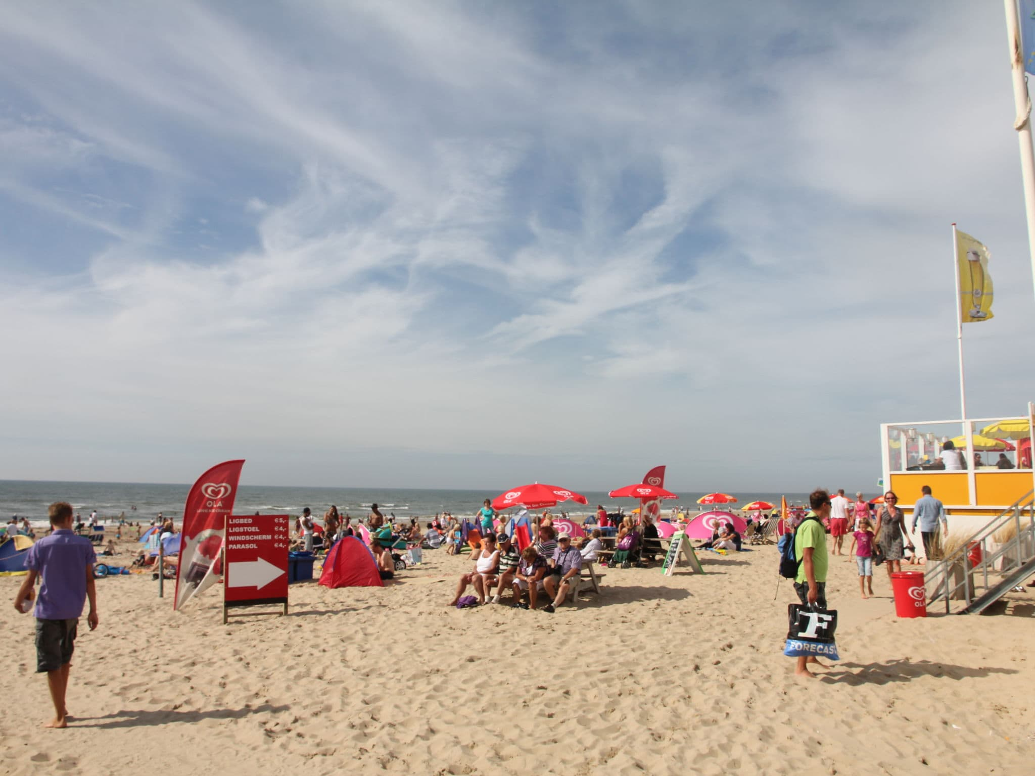 Holland | North Sea Coast North | Holiday home Cosy Egmond - Appartement 1 | all year | AreaSummer5KM