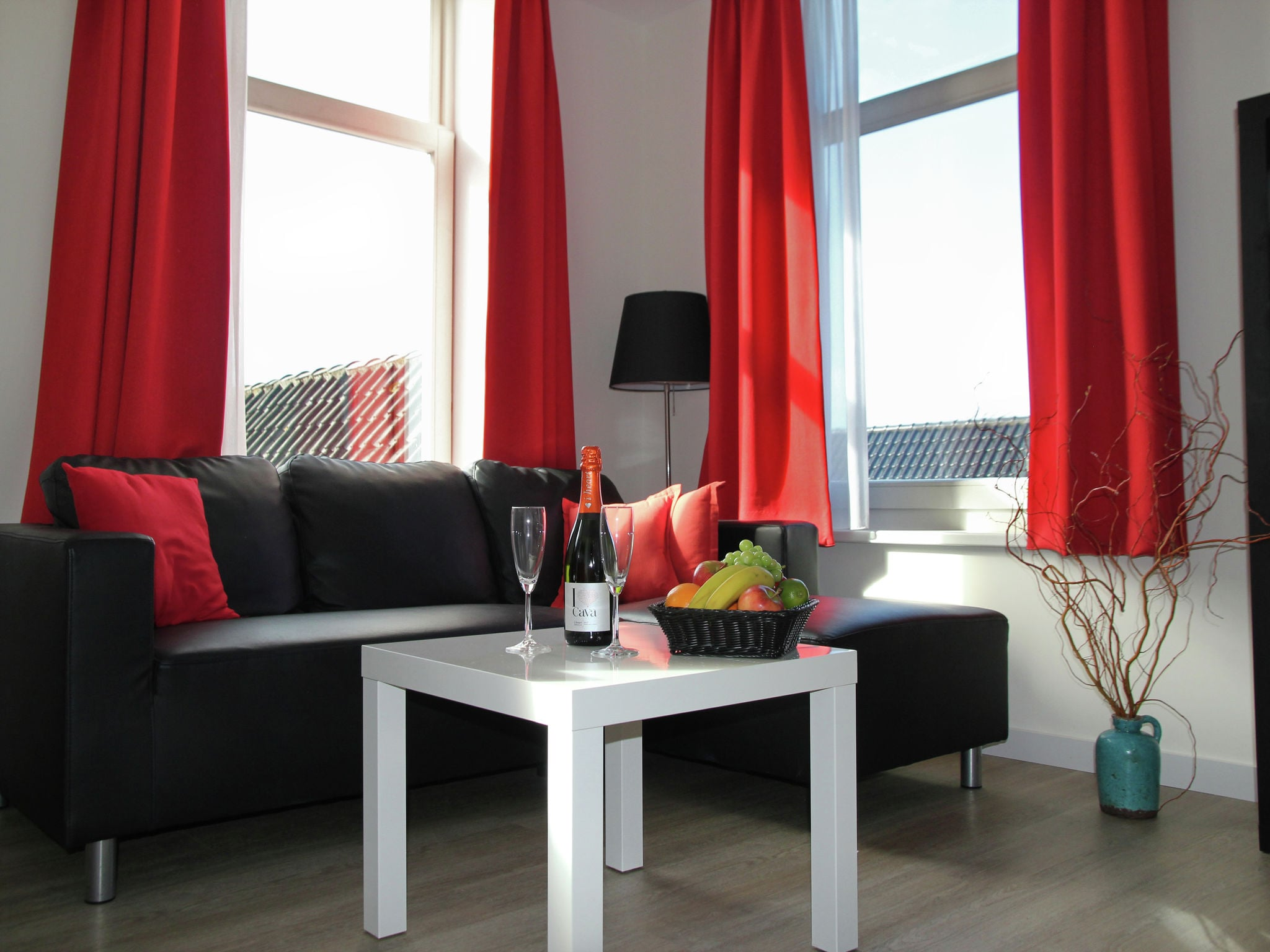 Holland | North Sea Coast North | Holiday home Cosy Egmond - Appartement 1 | all year | LivingRoom