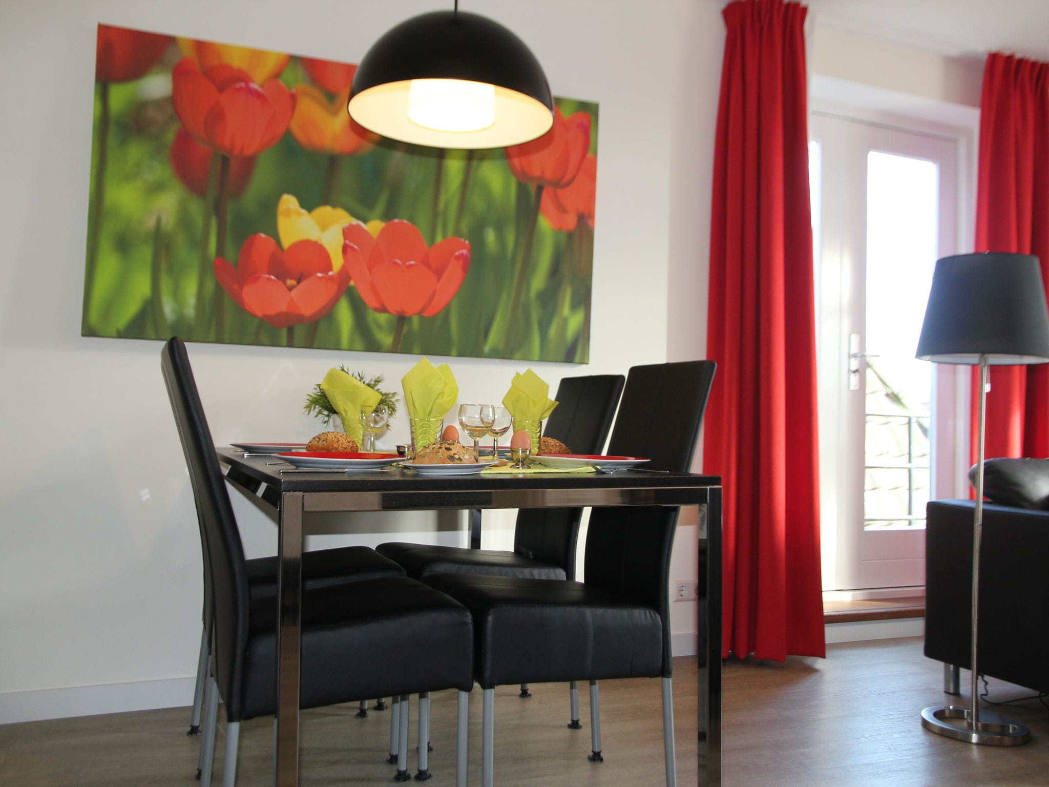 Holland | North Sea Coast North | Holiday home Cosy Egmond - Appartement 1 | all year | DiningRoom