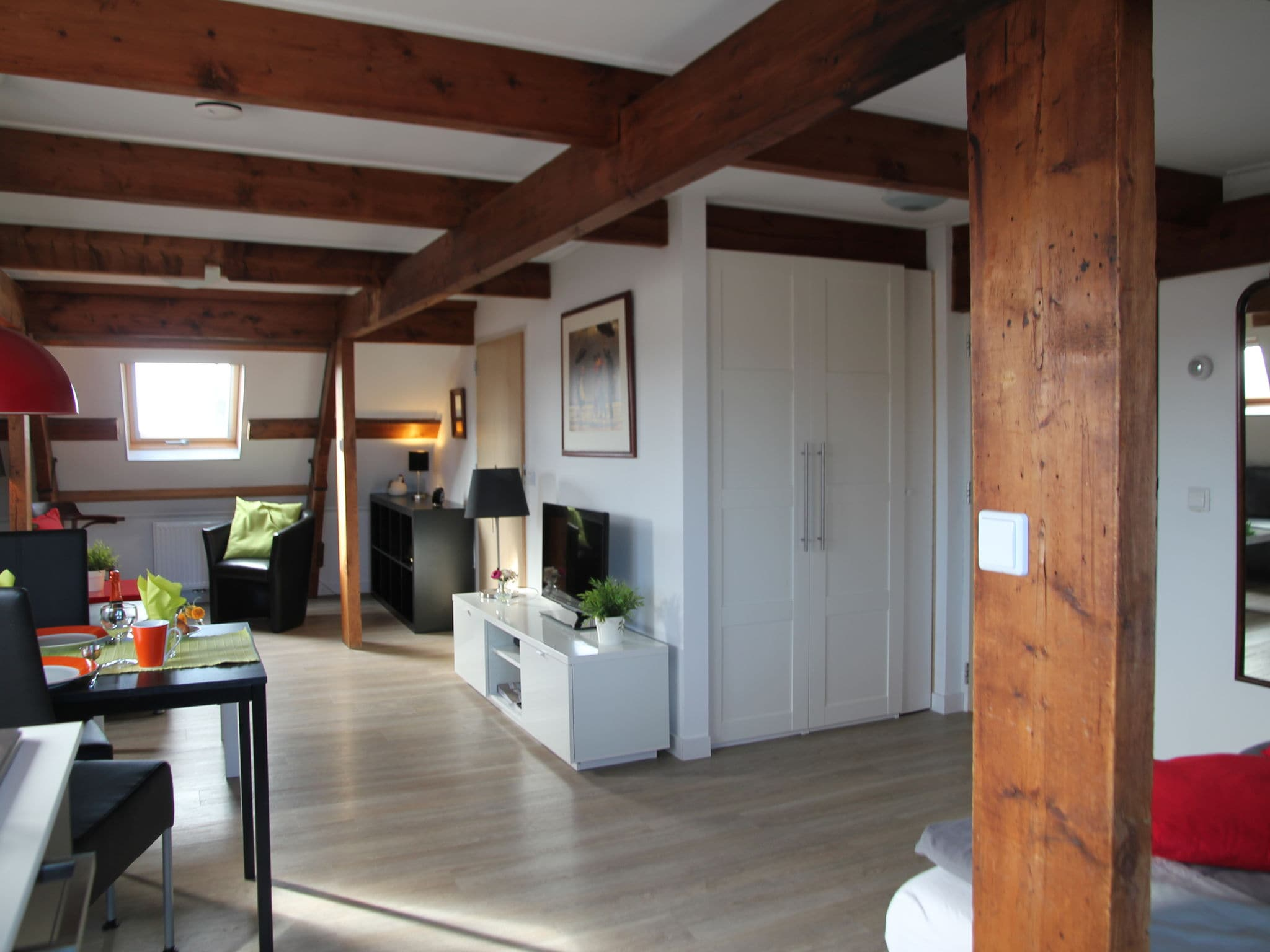 Holland | North Sea Coast North | Holiday home Cosy Egmond - Studio 1 | all year | LivingRoom