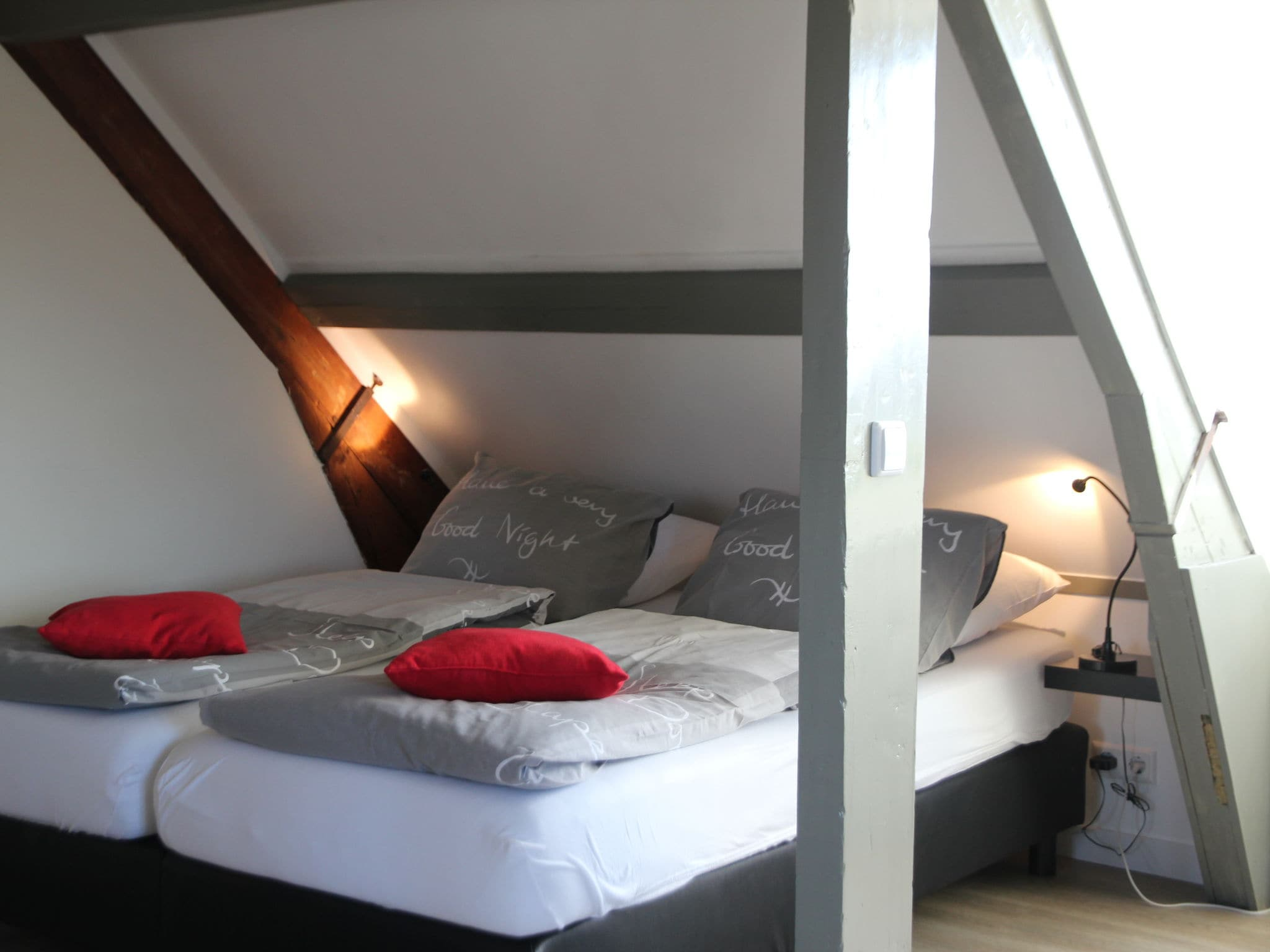 Holland | North Sea Coast North | Holiday home Cosy Egmond - Studio 2 | all year | BedRoom