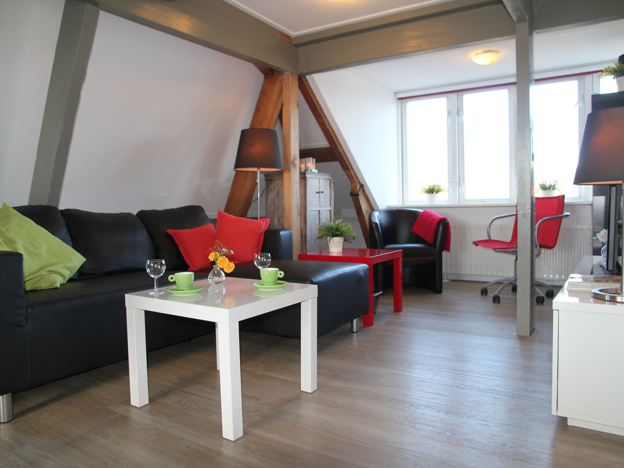 Holland | North Sea Coast North | Holiday home Cosy Egmond - Studio 2 | all year | LivingRoom