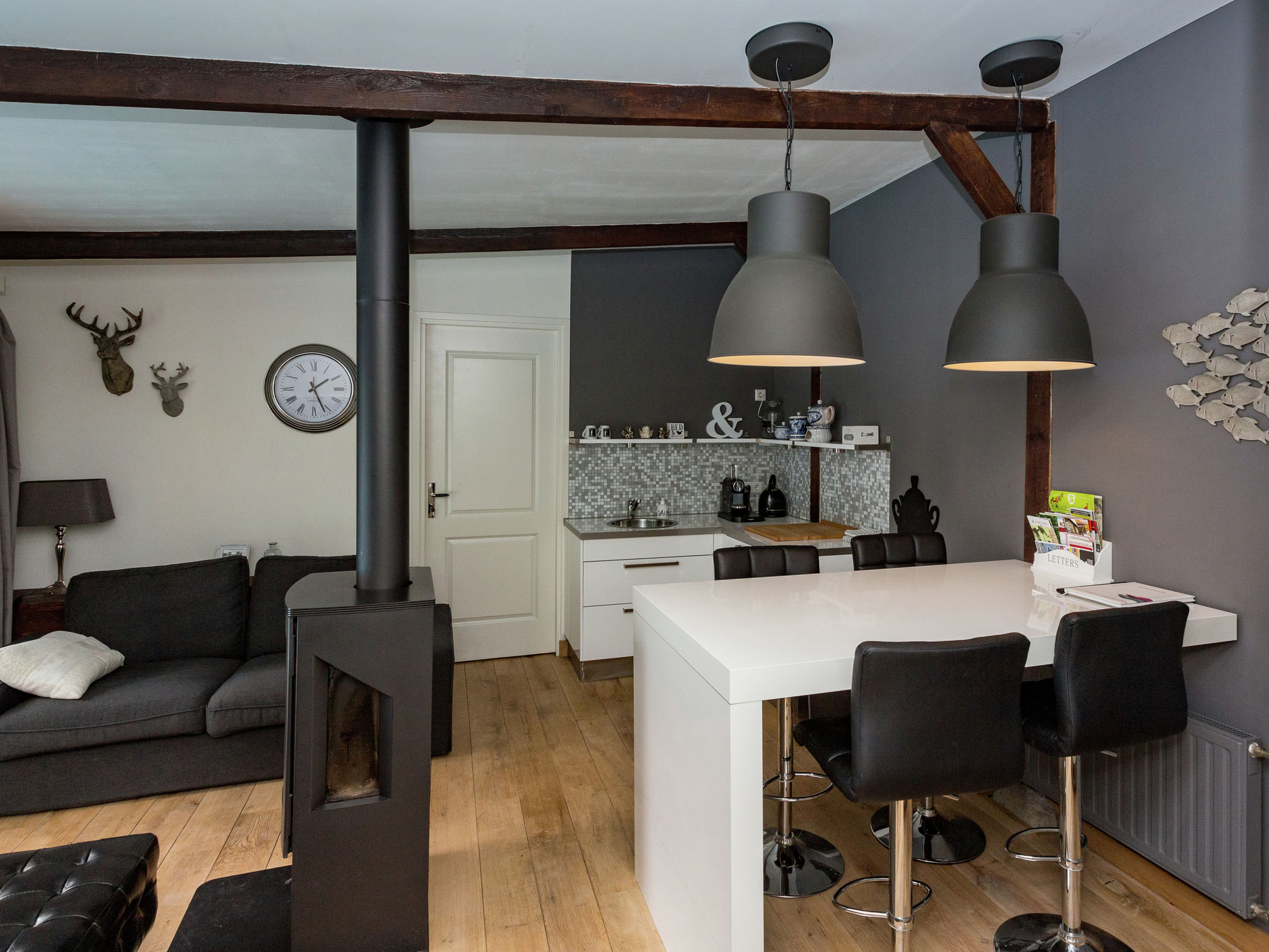 Holland | Noord-Brabant | Holiday home Poolhouse Golf en Brabant 4p | all year | DiningRoom