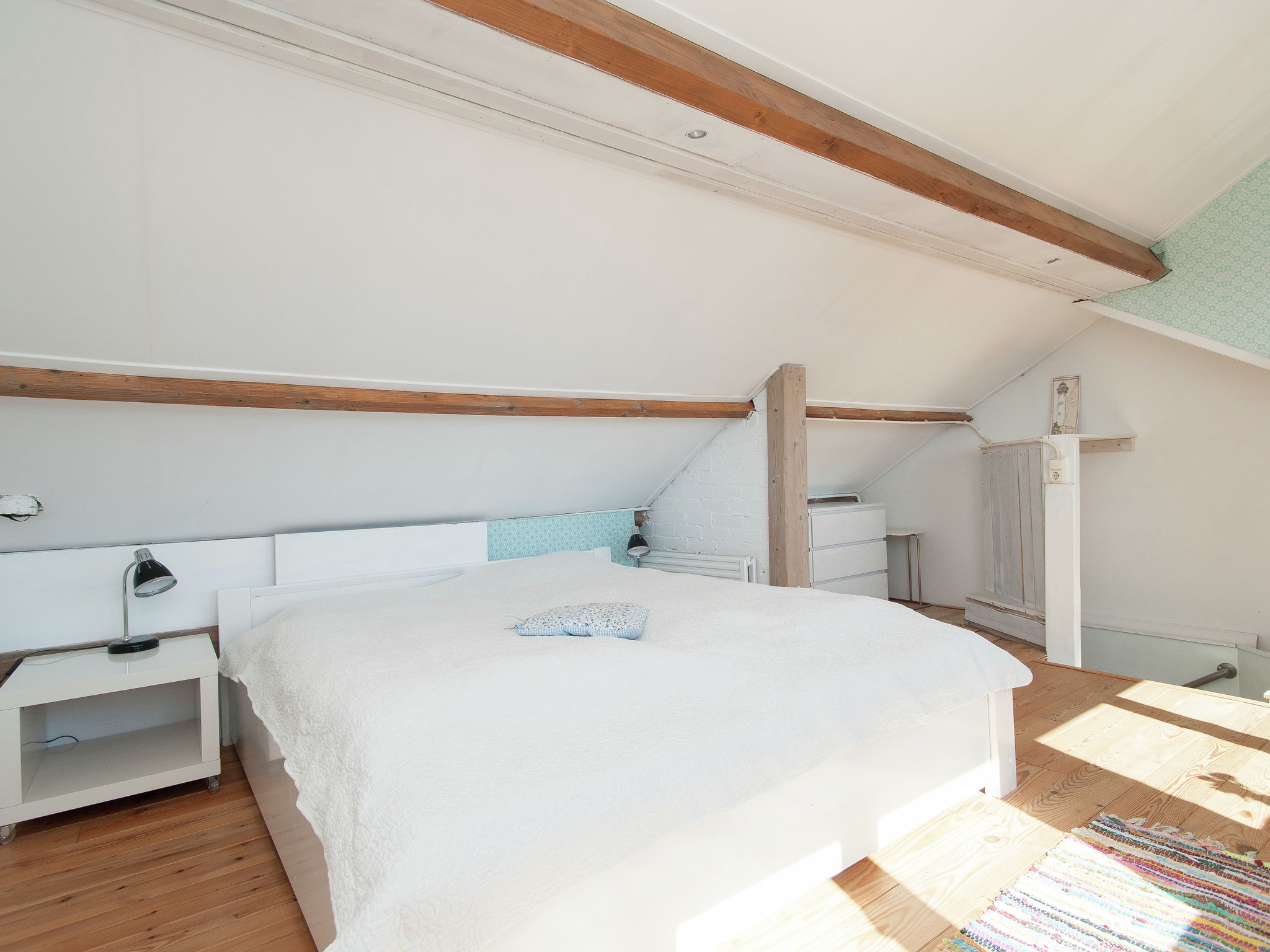 Holland | North Sea Coast North | Holiday home Zicht op de Vuurtoren | all year | BedRoom