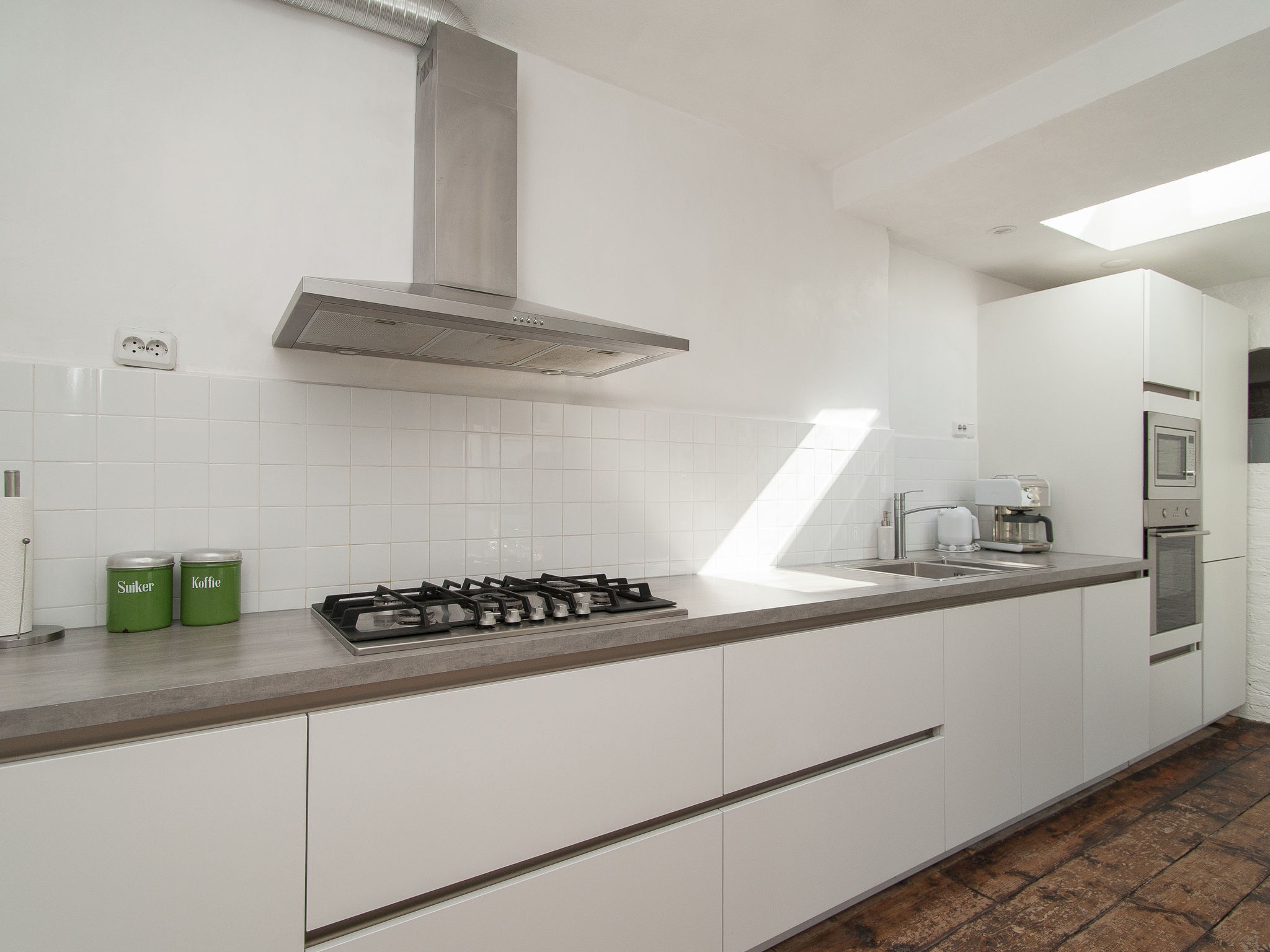 Holland | North Sea Coast North | Holiday home Zicht op de Vuurtoren | all year | Kitchen