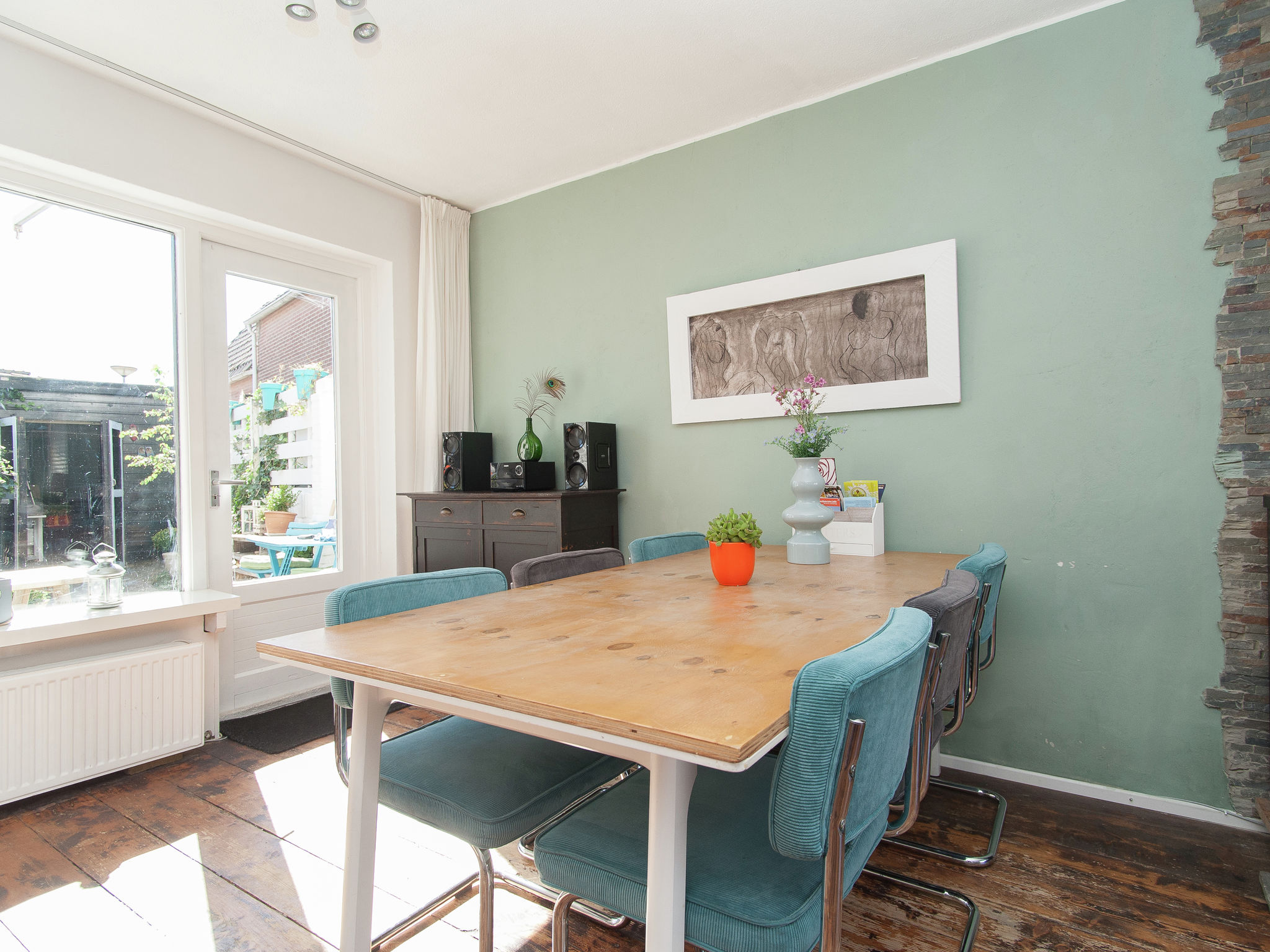 Holland | North Sea Coast North | Holiday home Zicht op de Vuurtoren | all year | DiningRoom