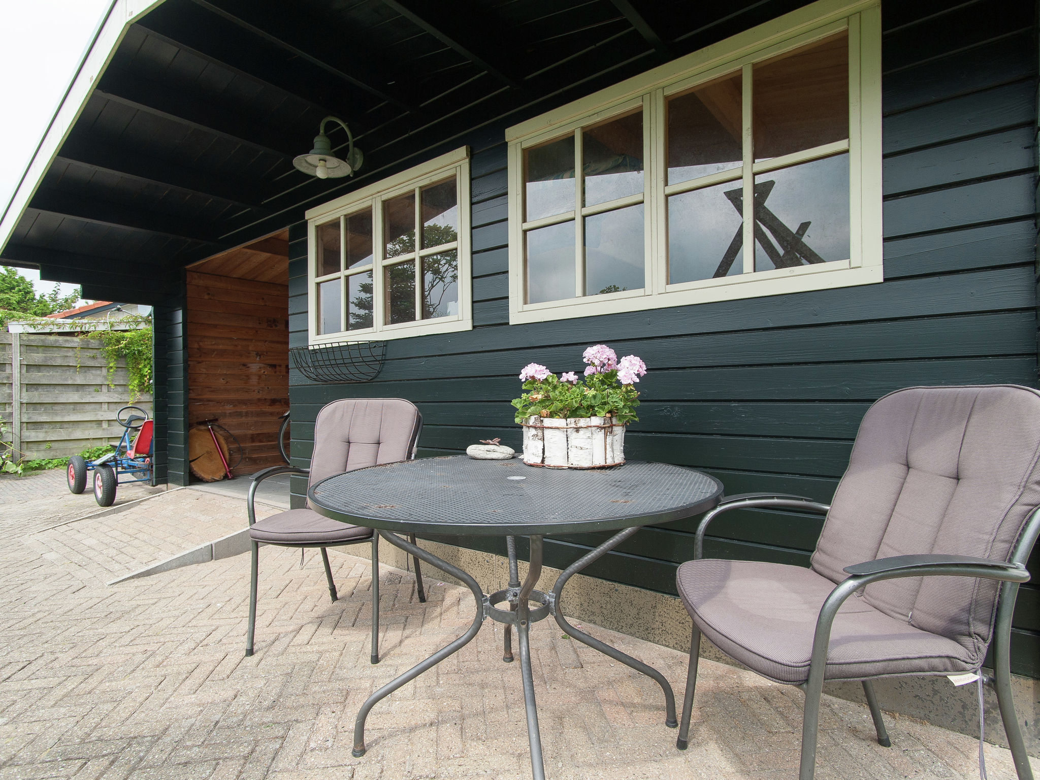 Holland | North Sea Coast North | Holiday home Naast het Bollenveld | all year | TerraceBalcony