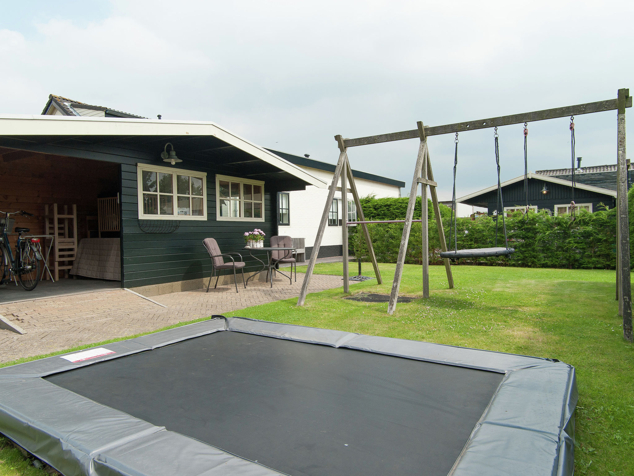 Holland | North Sea Coast North | Holiday home Naast het Bollenveld | all year | GardenSummer