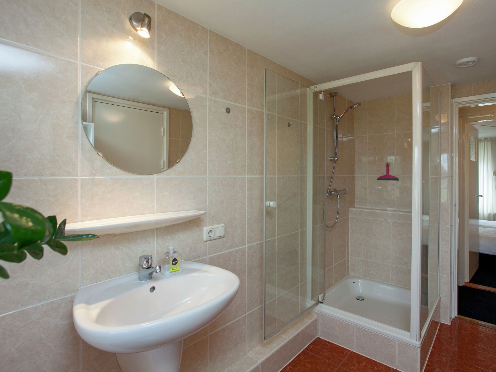 Holland | Noord-Brabant | Holiday home 't Witte Huis | all year | BathRoom