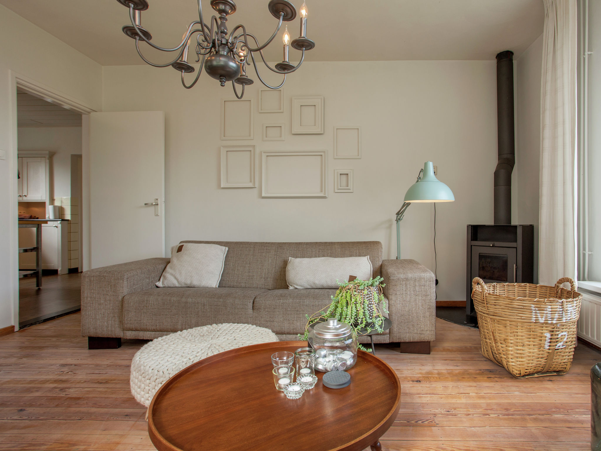 Holland | Noord-Brabant | Holiday home 't Witte Huis | all year | LivingRoom