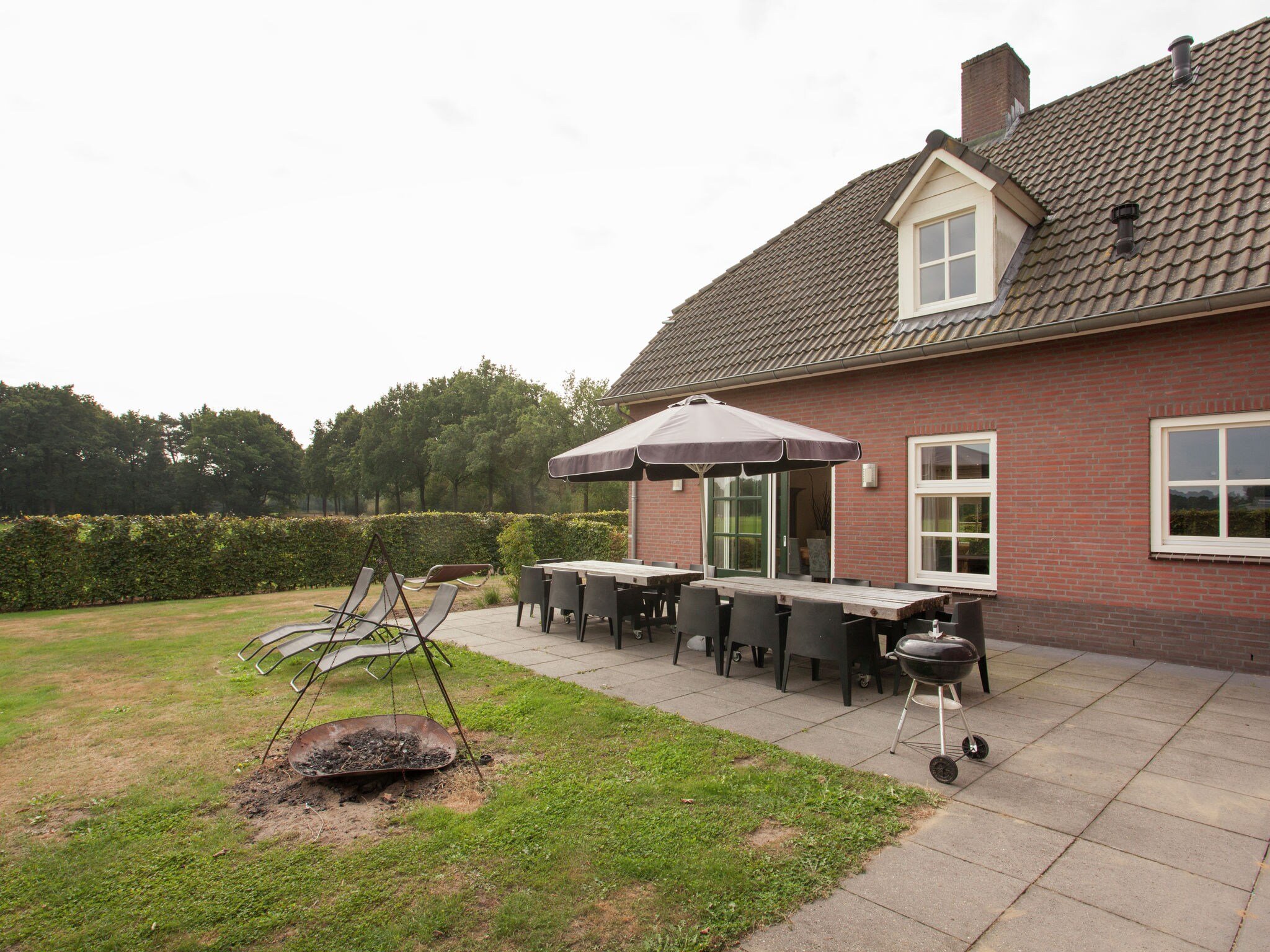 Holland | Noord-Brabant | Holiday home De Riesten | all year | TerraceBalcony