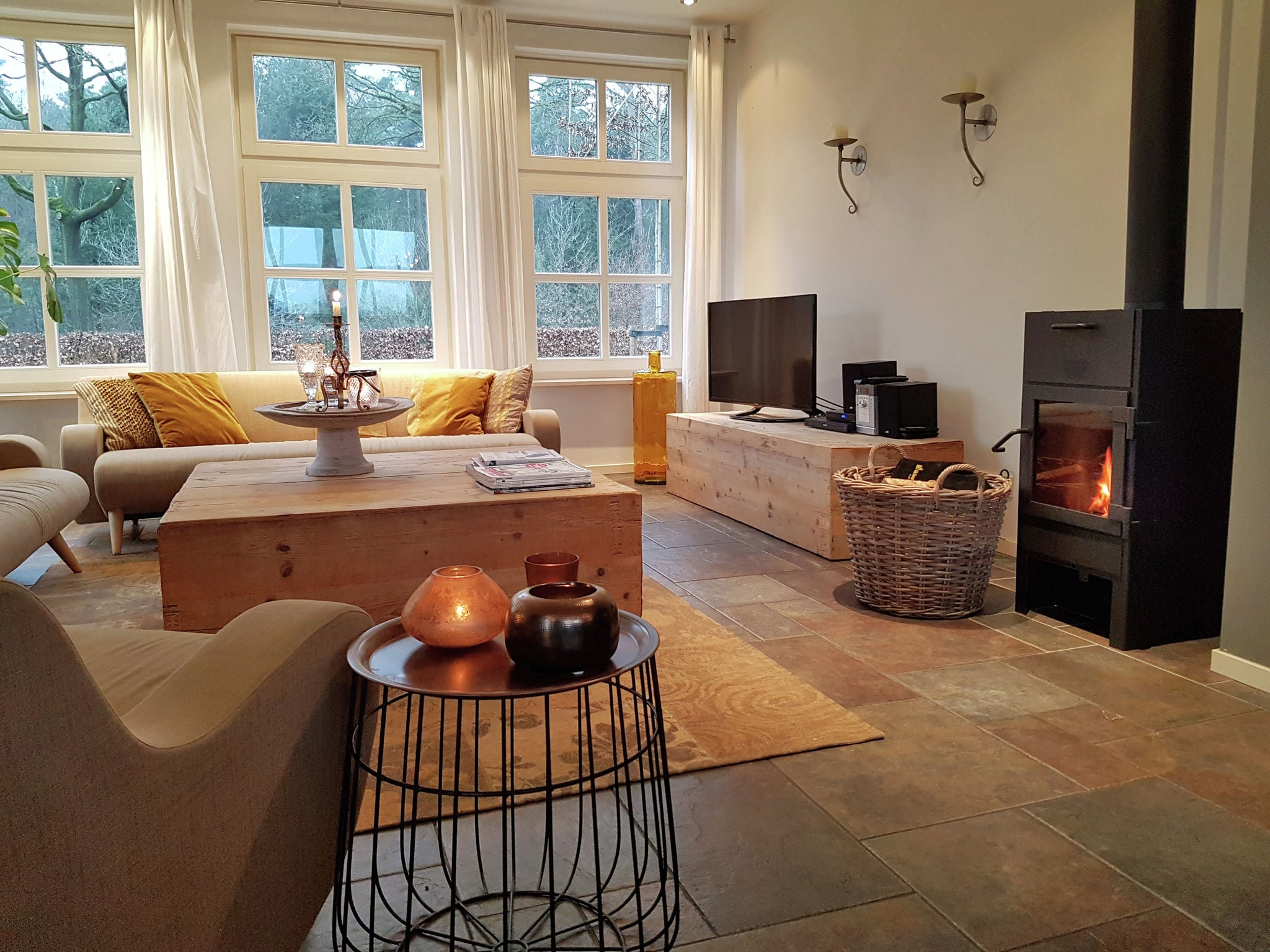 Holland | Noord-Brabant | Holiday home De Riesten | all year | LivingRoom