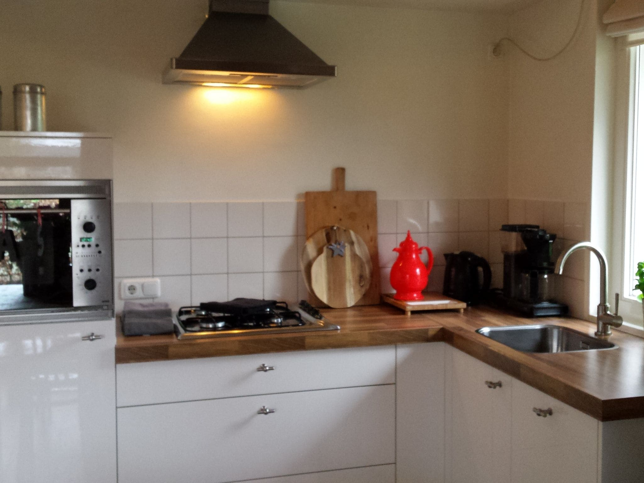 Holland | Noord-Brabant | Holiday home Knus & Cosy | all year | Kitchen