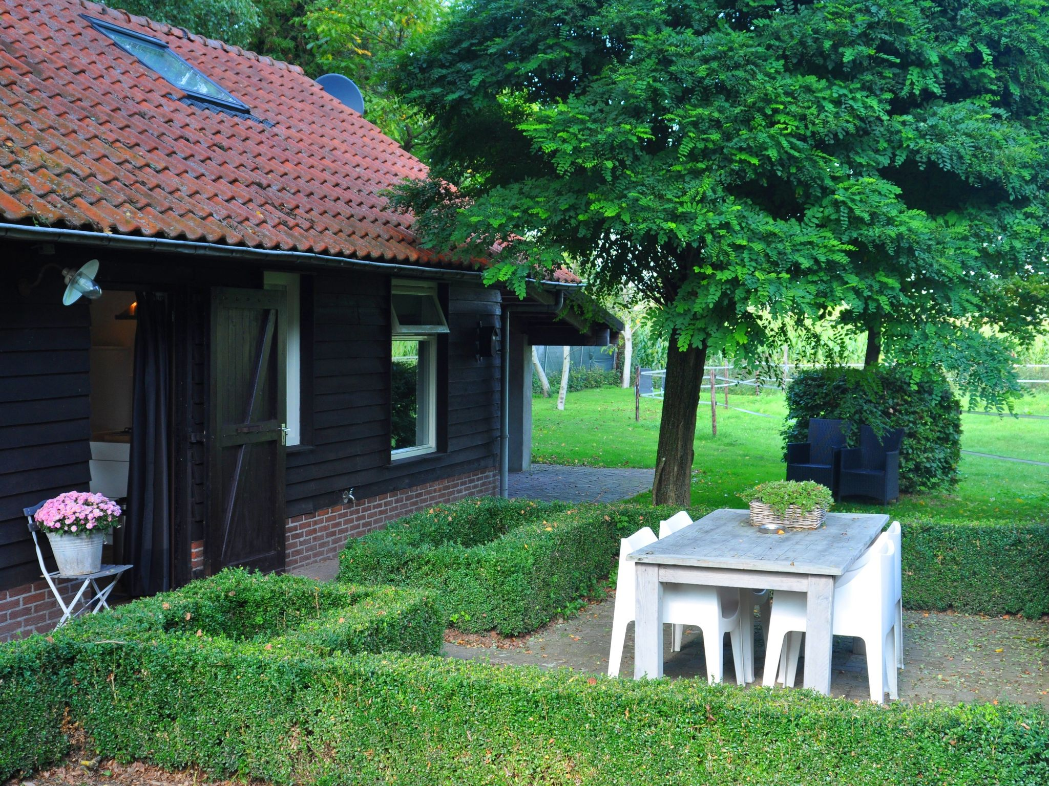 Holland | Noord-Brabant | Holiday home Knus & Cosy | all year | ExteriorSummer