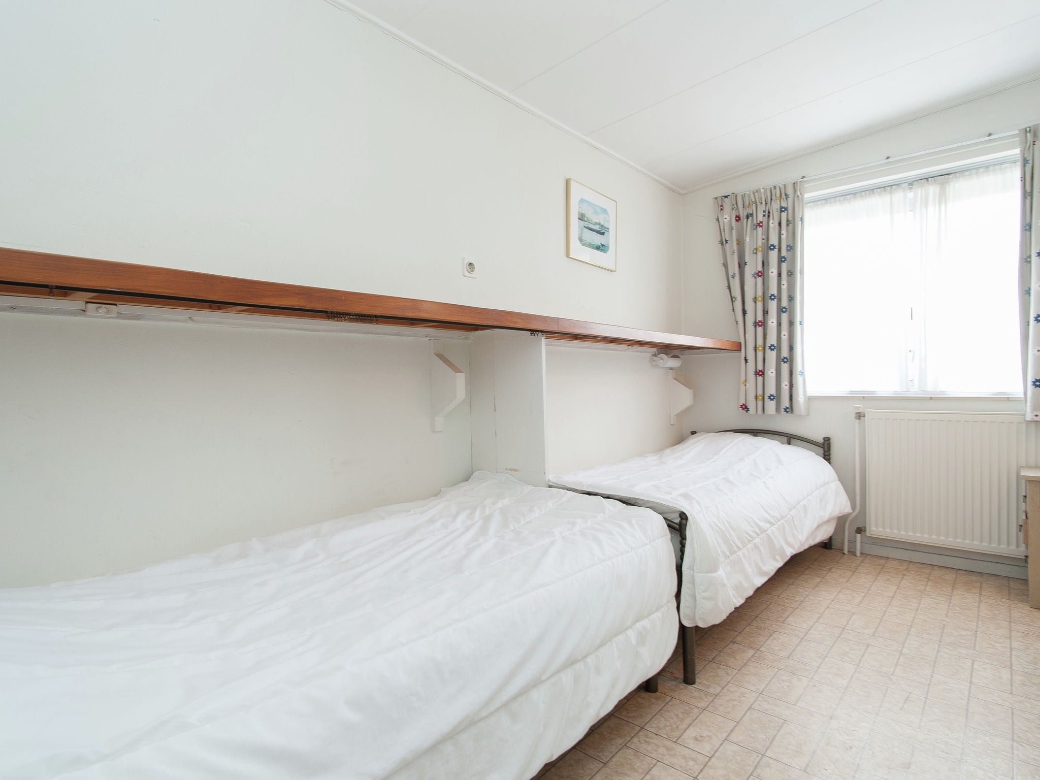 Holland | North Sea Coast North | Holiday home Naar het Strand | all year | BedRoom