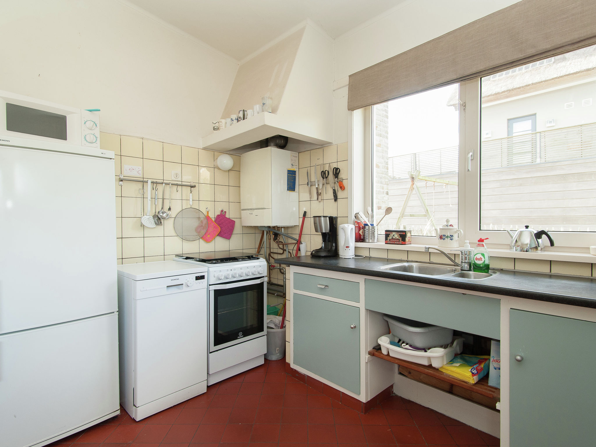 Holland | North Sea Coast North | Holiday home Naar het Strand | all year | Kitchen