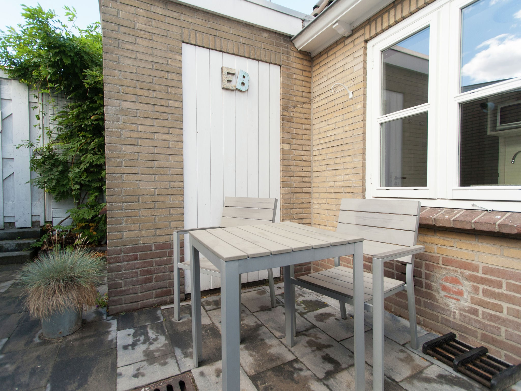 Holland | North Sea Coast North | Holiday home Strandstudio | all year | TerraceBalcony