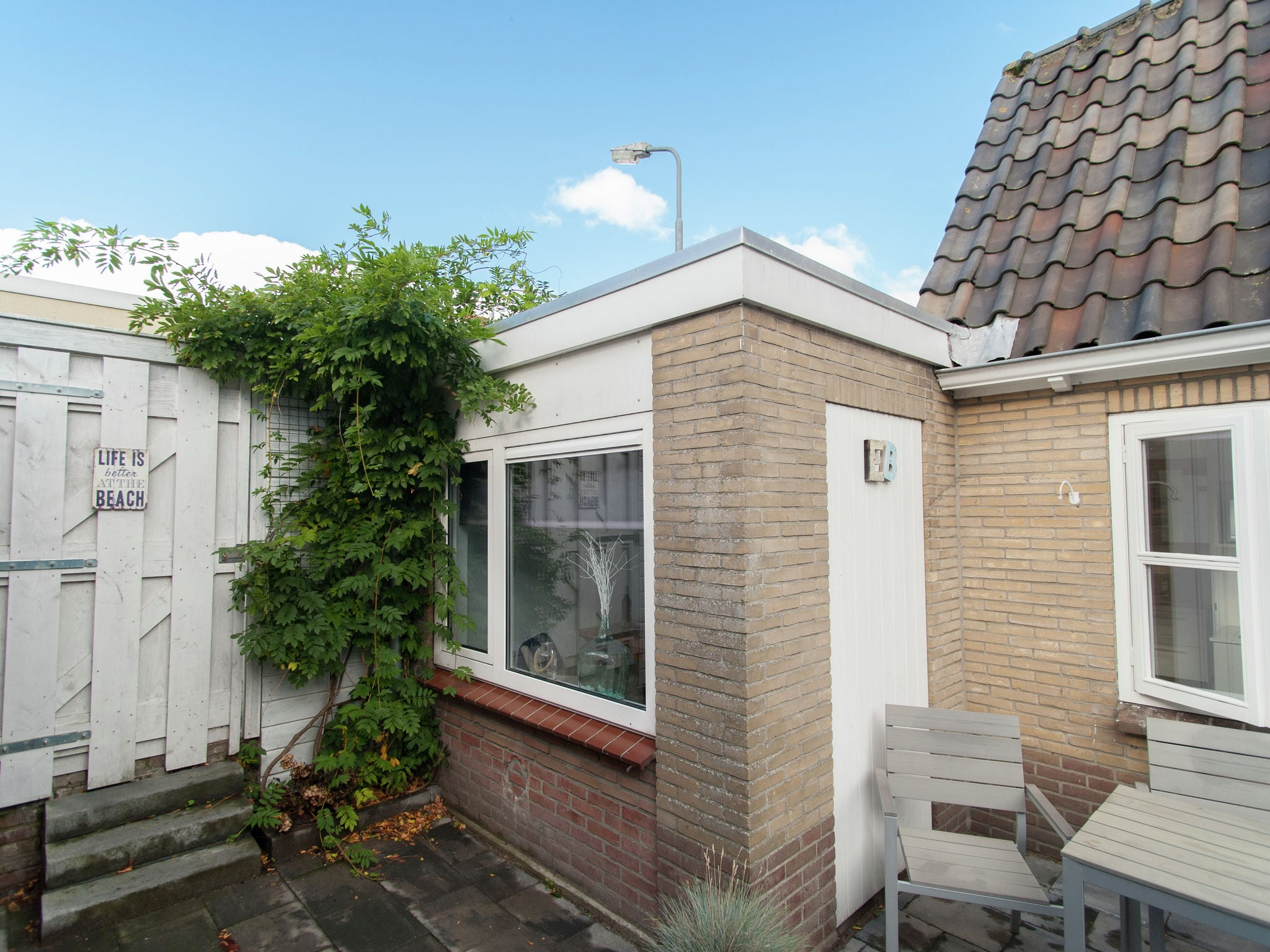 Holland | North Sea Coast North | Holiday home Strandstudio | all year | ExteriorSummer
