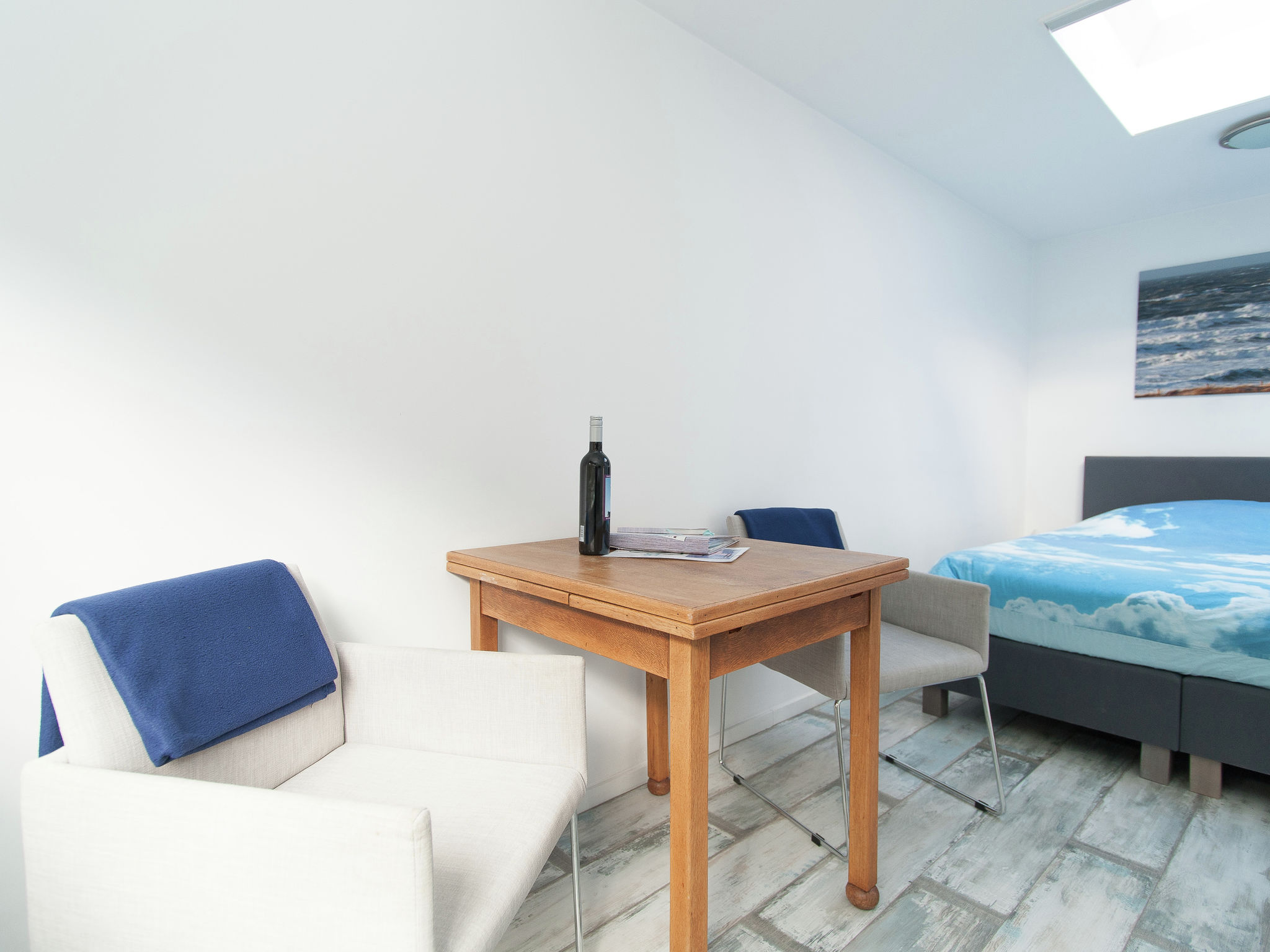 Holland | North Sea Coast North | Holiday home Strandstudio | all year | DiningRoom