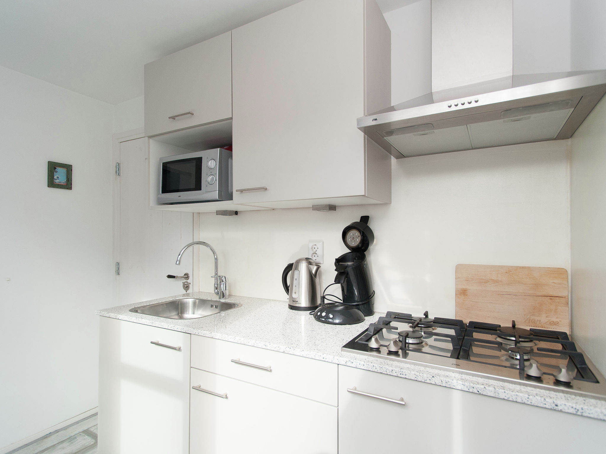 Holland | North Sea Coast North | Holiday home Strandstudio | all year | Kitchen