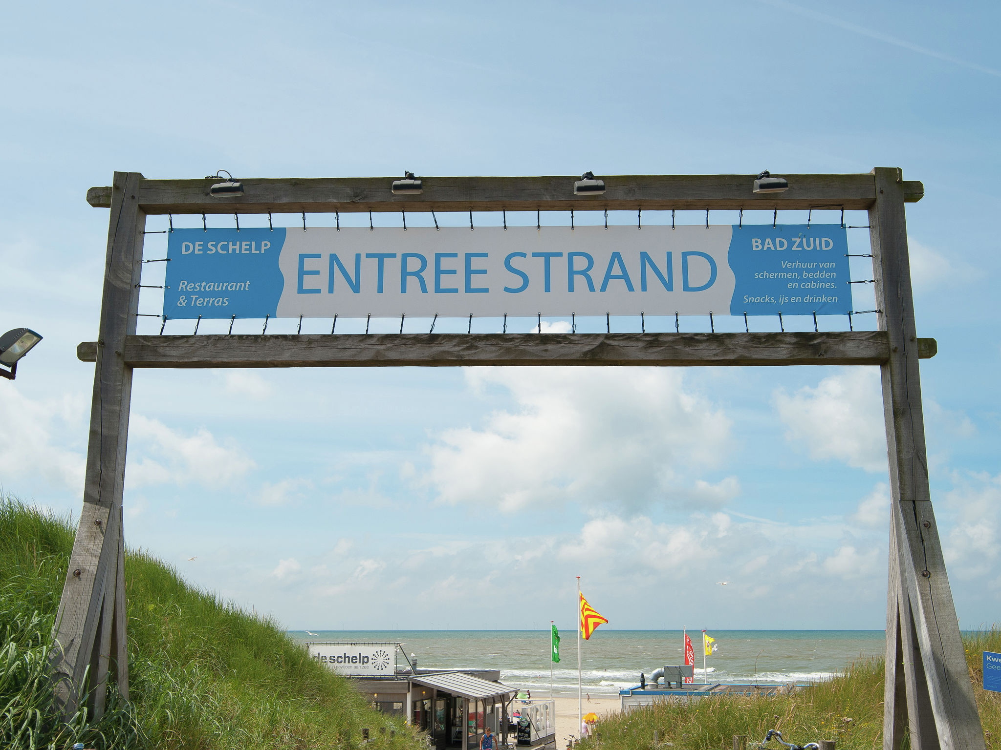 Holland | North Sea Coast North | Holiday home Strandstudio | all year | AreaSummer5KM