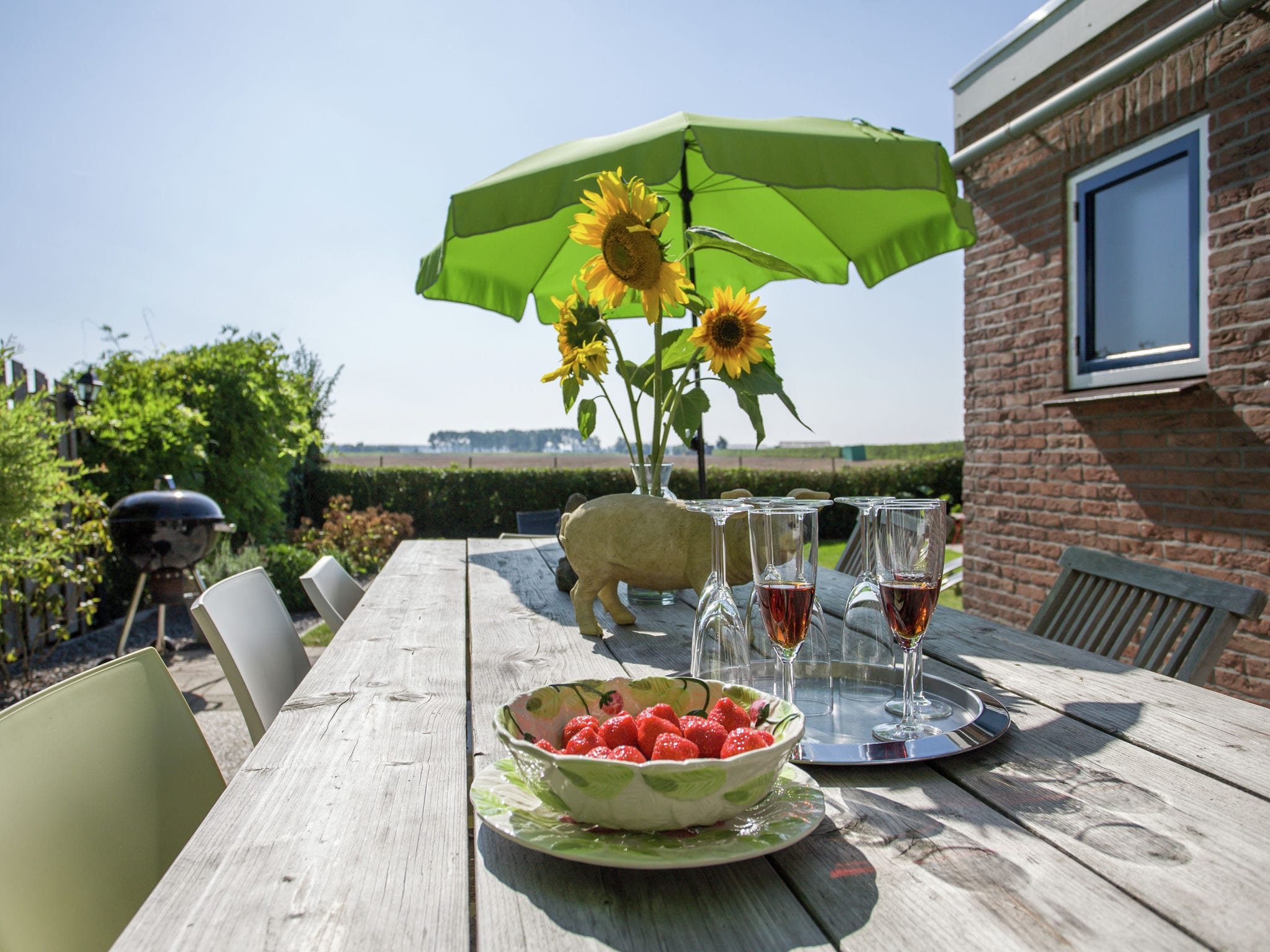Holland | Zeeland | Holiday home Perla sur Mare | all year | Ambiance