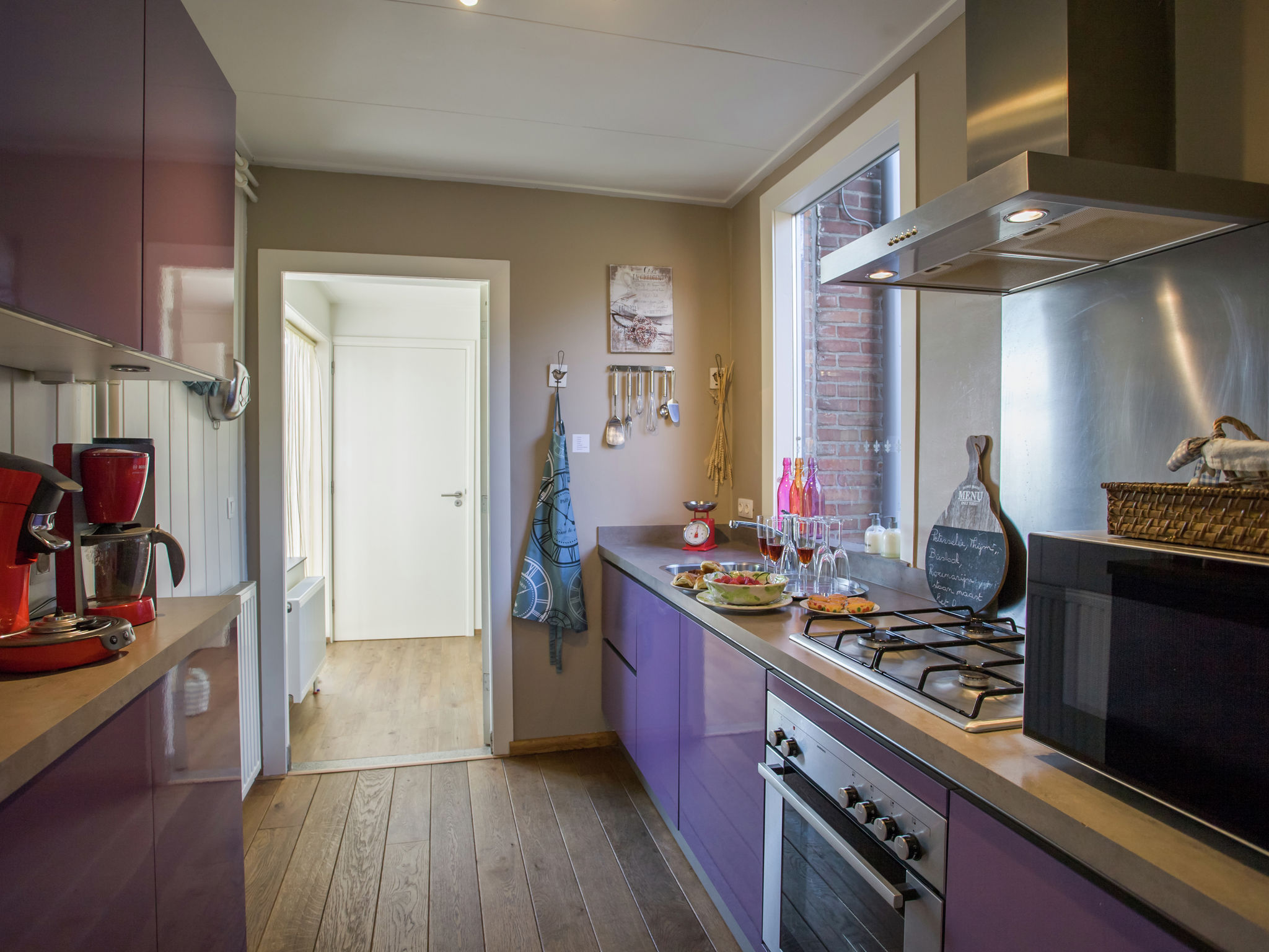 Holland | Zeeland | Holiday home Perla sur Mare | all year | Kitchen