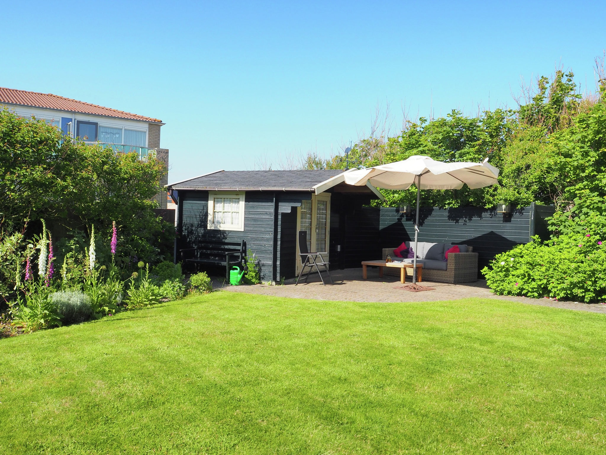 Holland | North Sea Coast North | Holiday home de Goudfazant | all year | GardenSummer