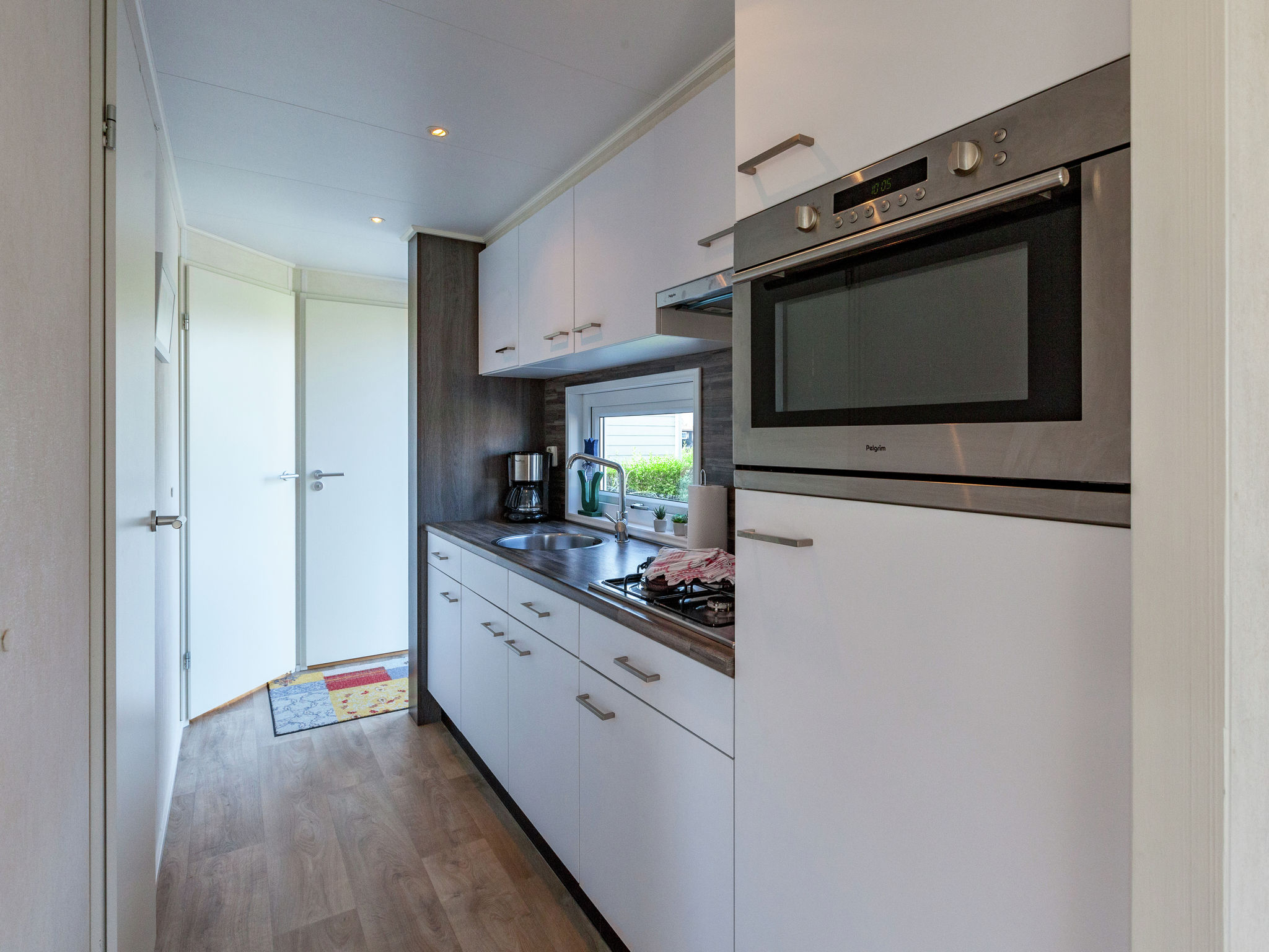 Holland | Zeeland | Holiday home Chalet Olm | all year | Kitchen