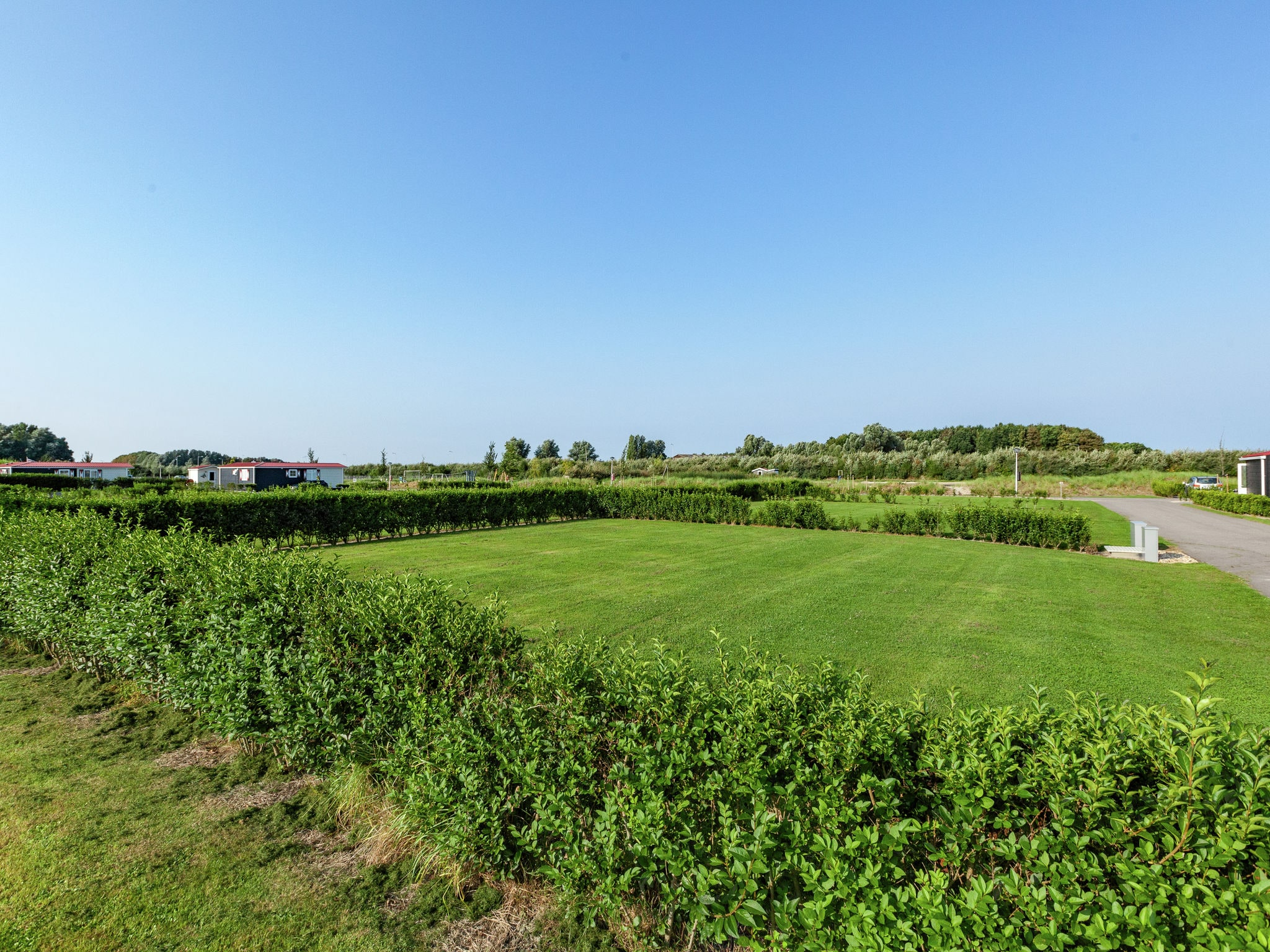 Holland | Zeeland | Holiday home Chalet Olm | all year | ViewSummer