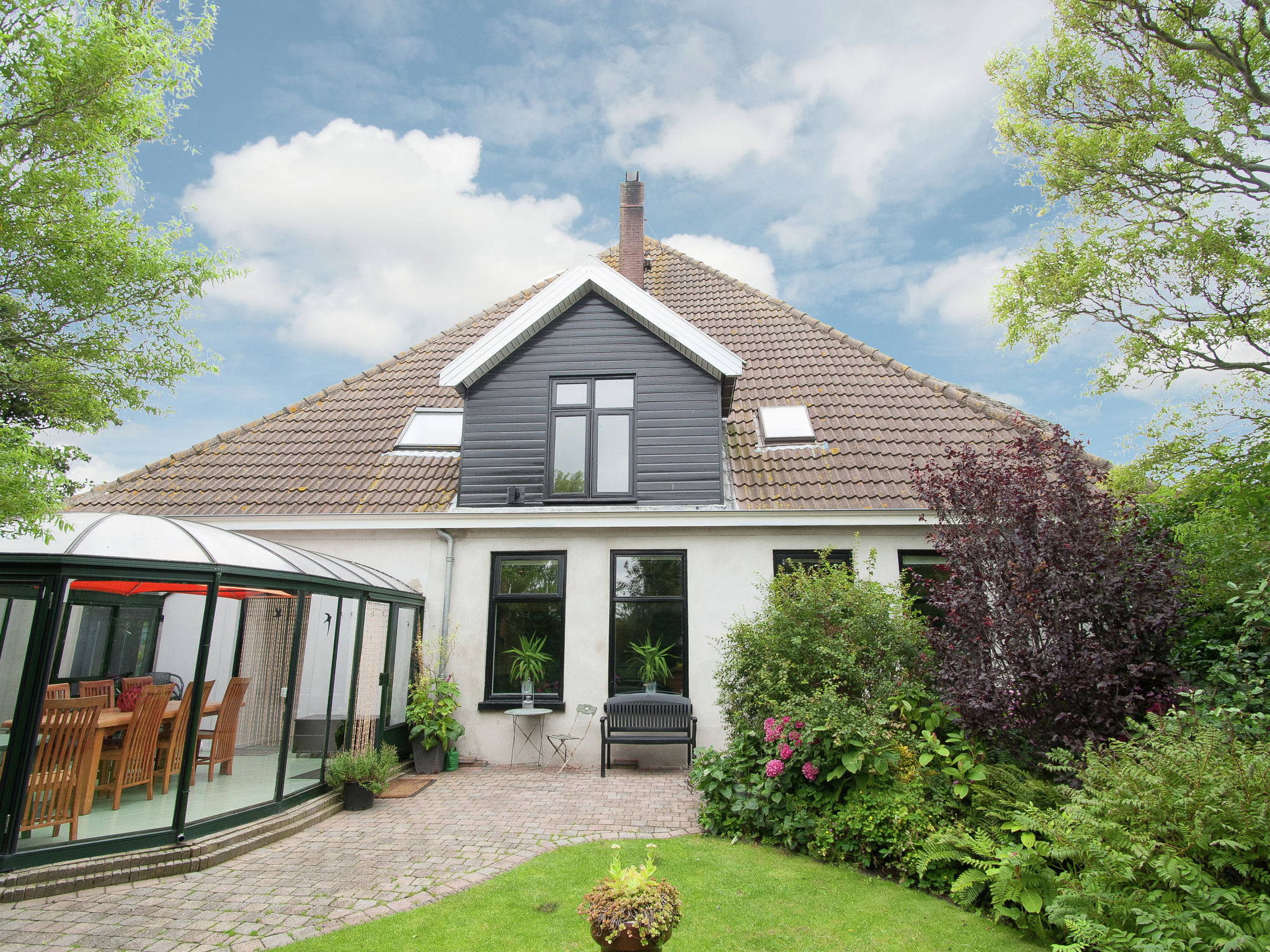 Holland | North Sea Coast North | Holiday home Familiehoeve Julianadorp | all year | ExteriorSummer