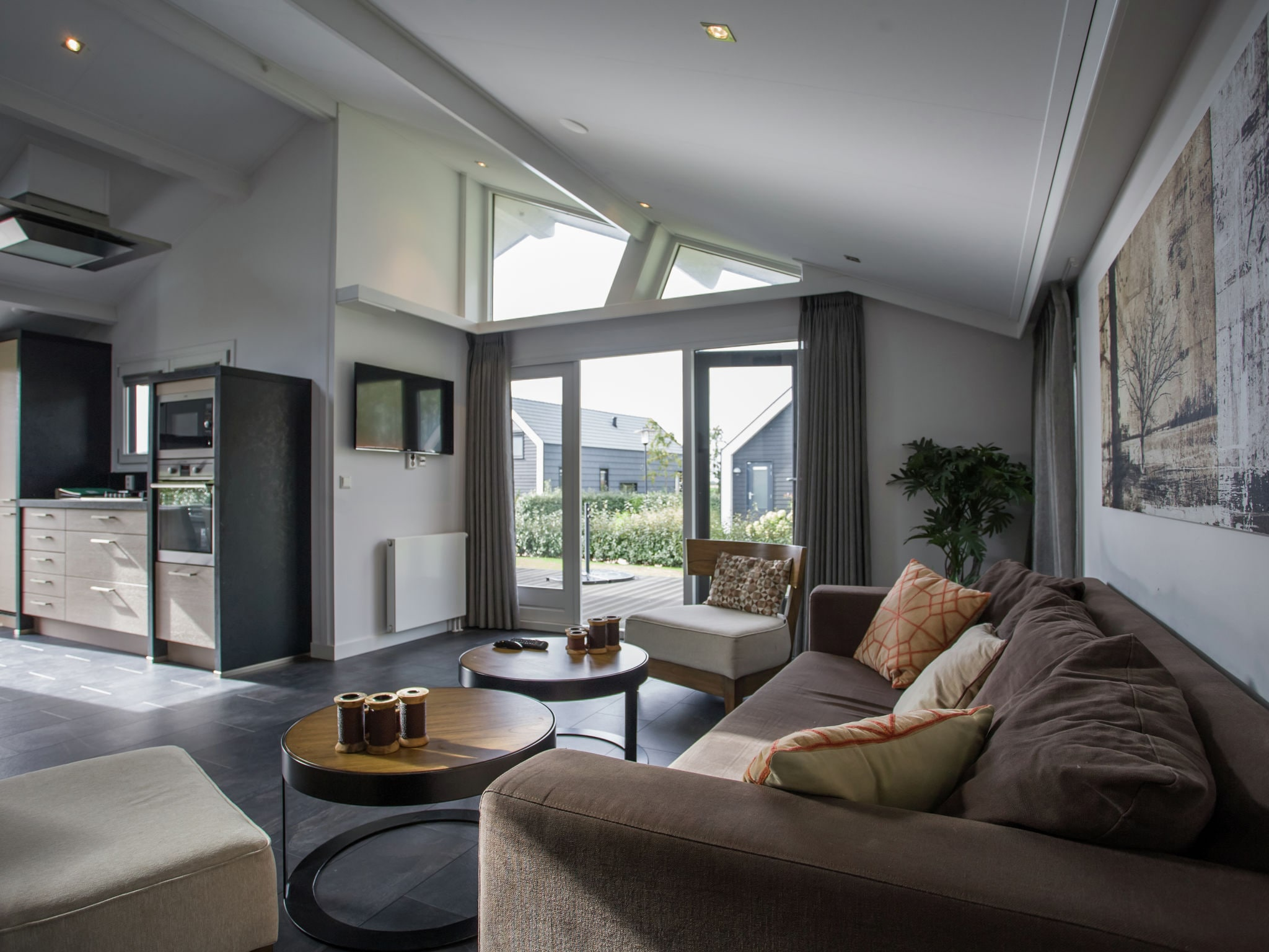 Holland | Zeeland | Holiday home Aan de Oosterschelde | all year | LivingRoom