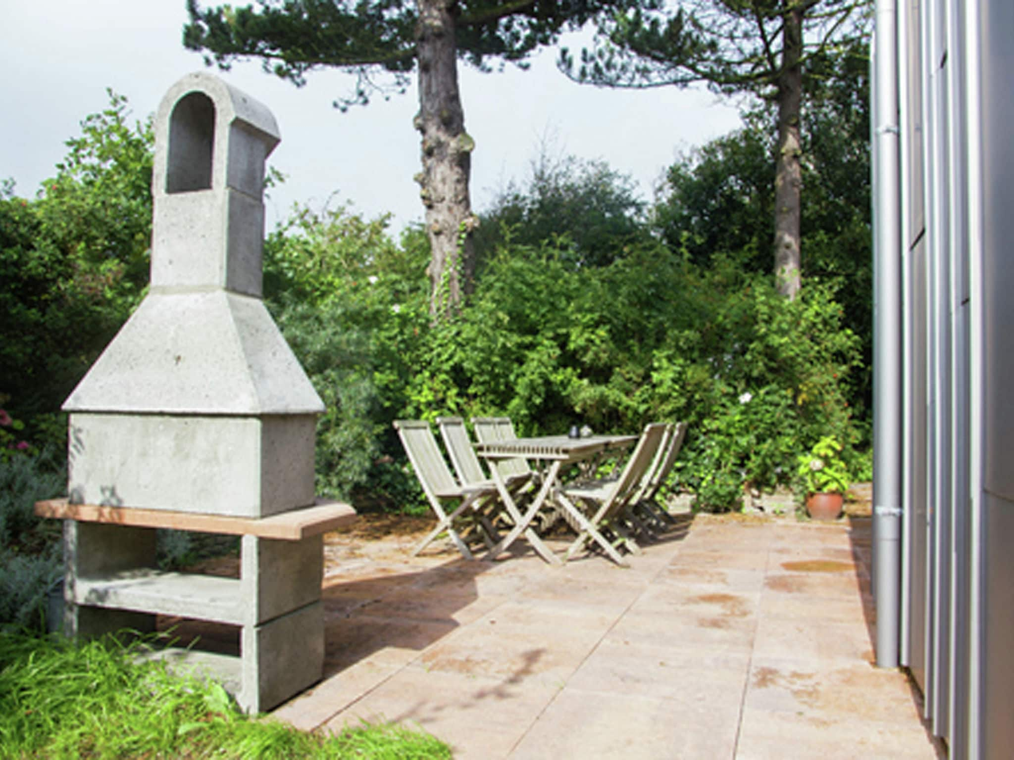 Holland | North Sea Coast North | Holiday home de Biotoop | all year | TerraceBalcony