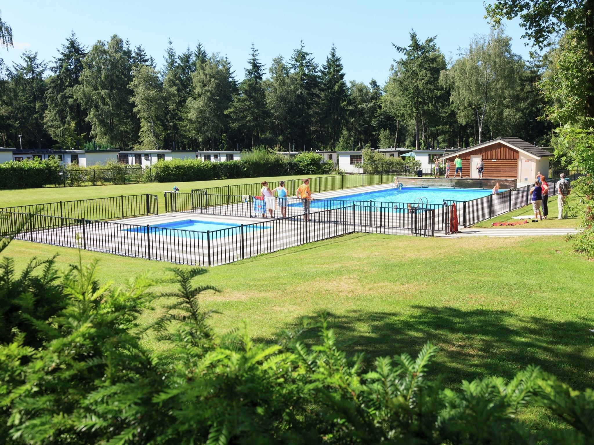 Holland | Gelderland | Holiday home Bospark Ede | all year | ParkFacilities