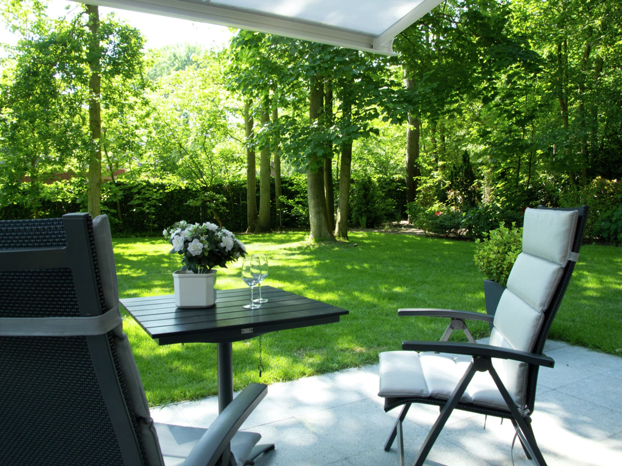 Holland | North Sea Coast North | Holiday home Aan de Duinen | all year | TerraceBalcony