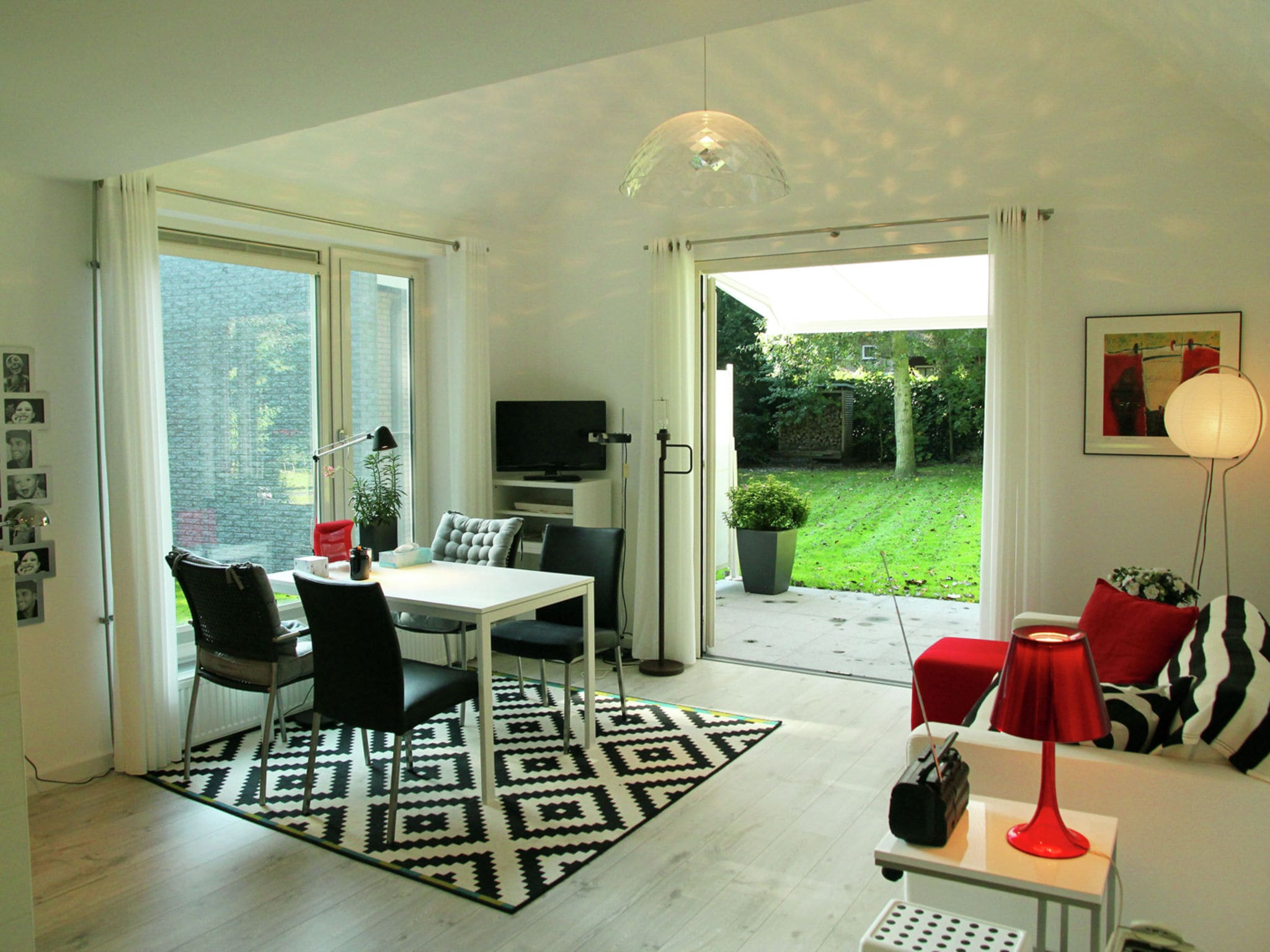 Holland | North Sea Coast North | Holiday home Aan de Duinen | all year | LivingRoom