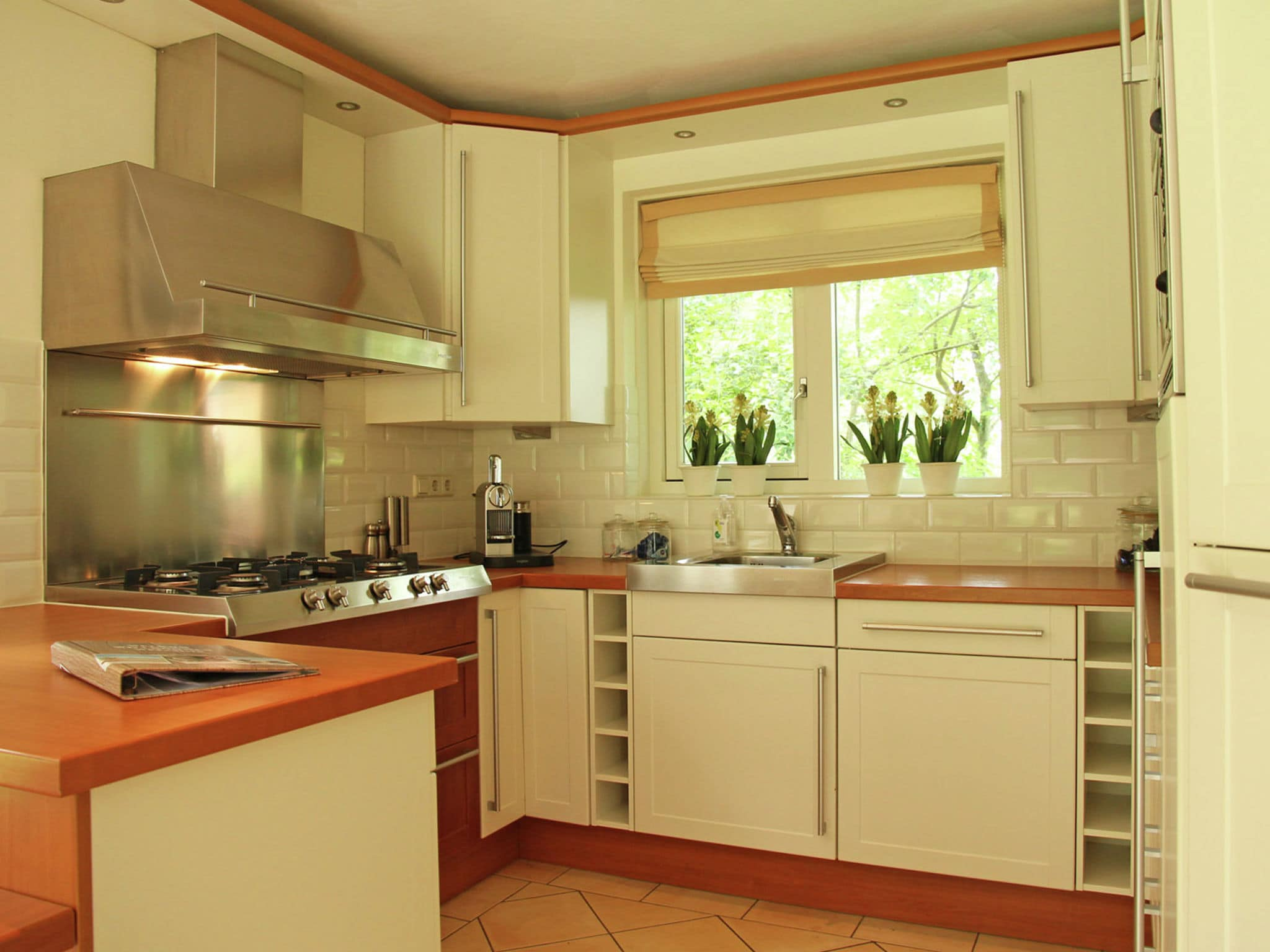Holland | Wad Islands | Holiday home Soesterzee | all year | Kitchen