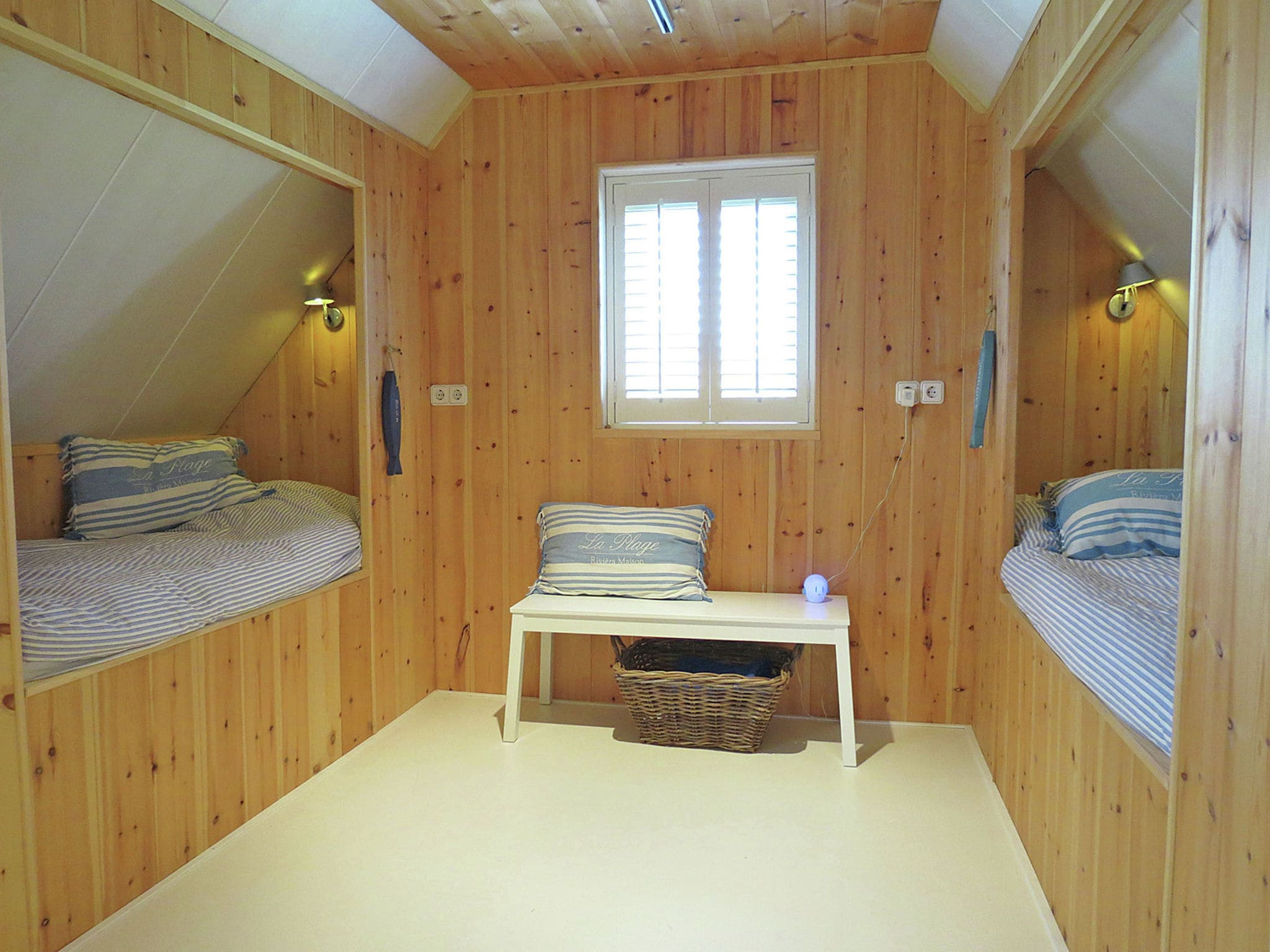 Holland | Zeeland | Holiday home Zeeuws Break Point | all year | BedRoom