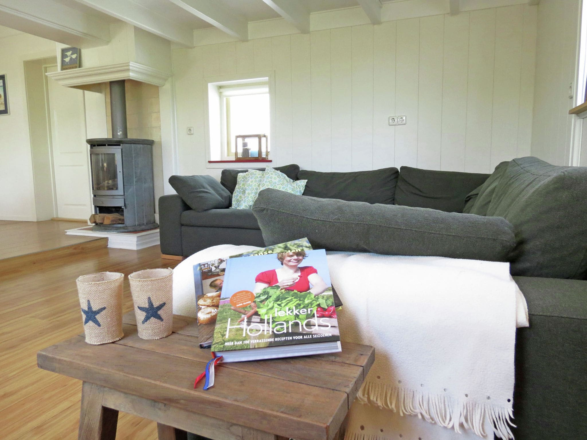 Holland | Zeeland | Holiday home Zeeuws Break Point | all year | LivingRoom