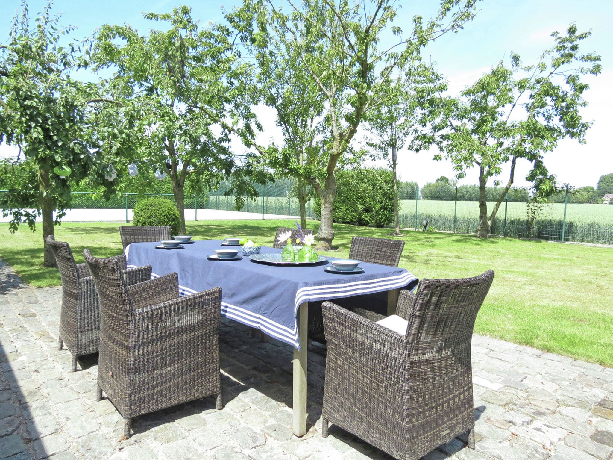 Holland | Zeeland | Holiday home Zeeuws Break Point | all year | TerraceBalcony