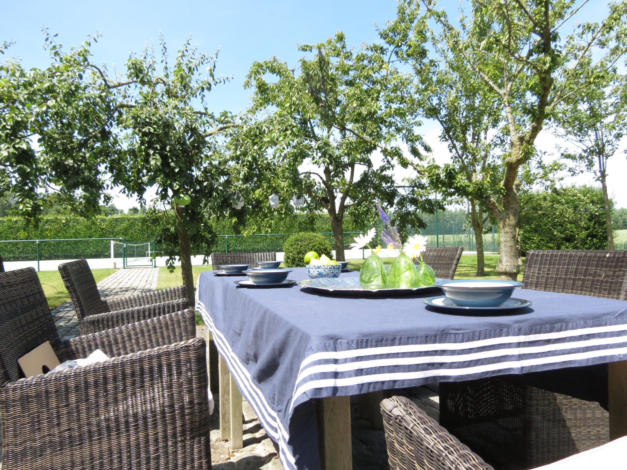 Holland | Zeeland | Holiday home Zeeuws Break Point | all year | GardenSummer