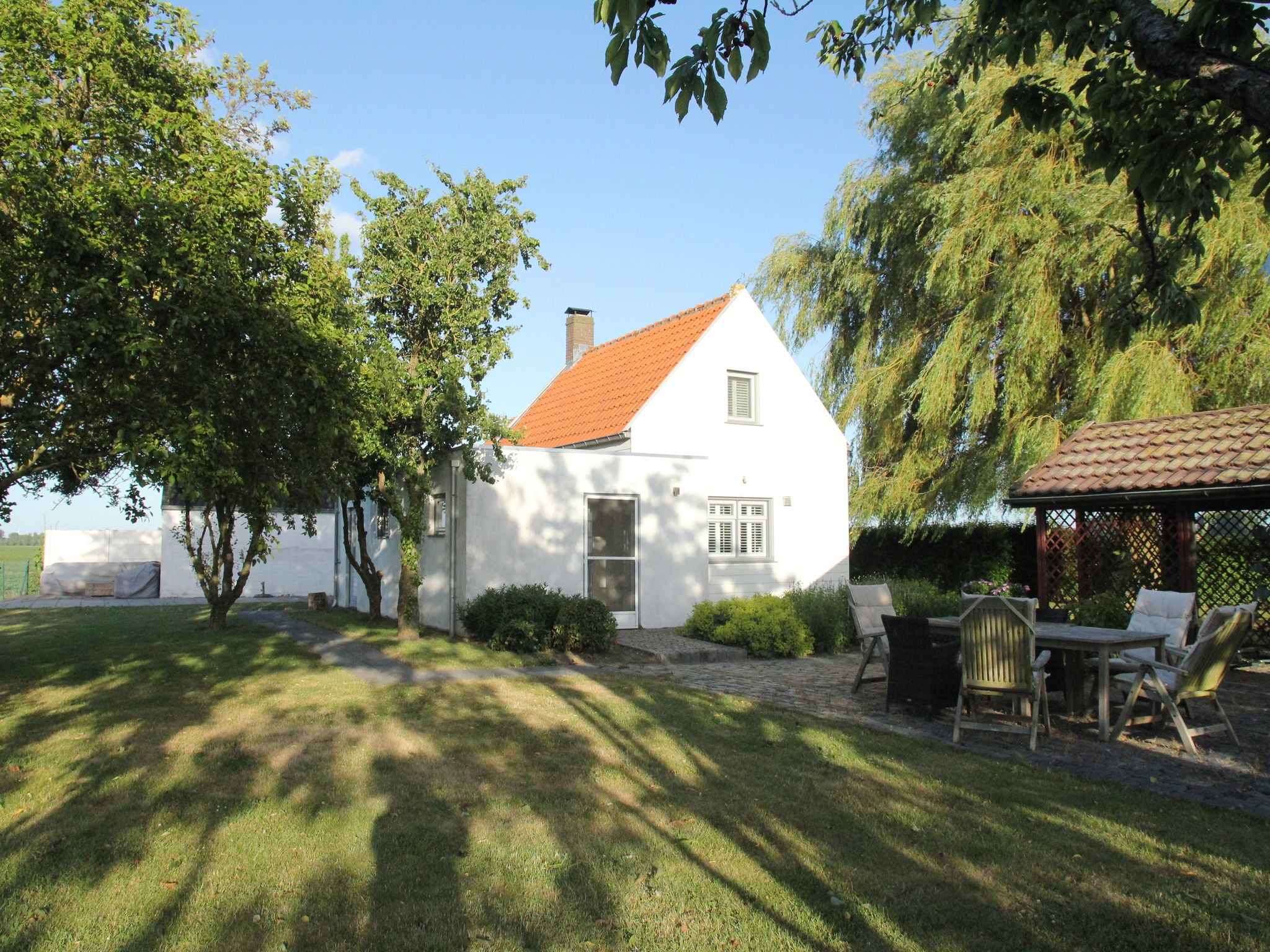 Holland | Zeeland | Holiday home Zeeuws Break Point | all year | ExteriorSummer